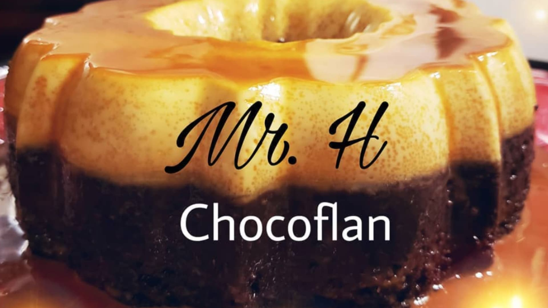 Anna Flores and Higinio Garcia were able to start a baking business, Mr. H Chocoflan, in part due to the payment pause.