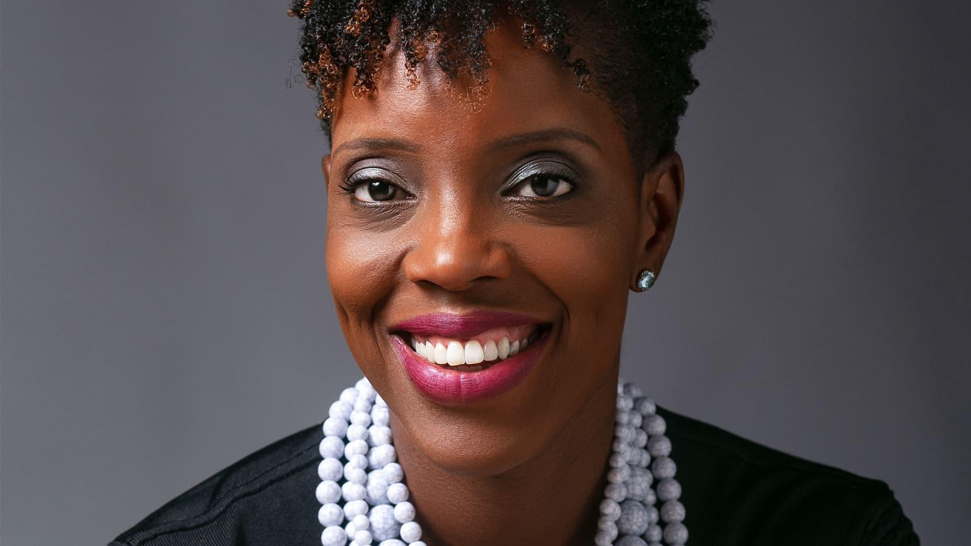 Aisha Nyandoro, founder of Magnolia Mother's Trust