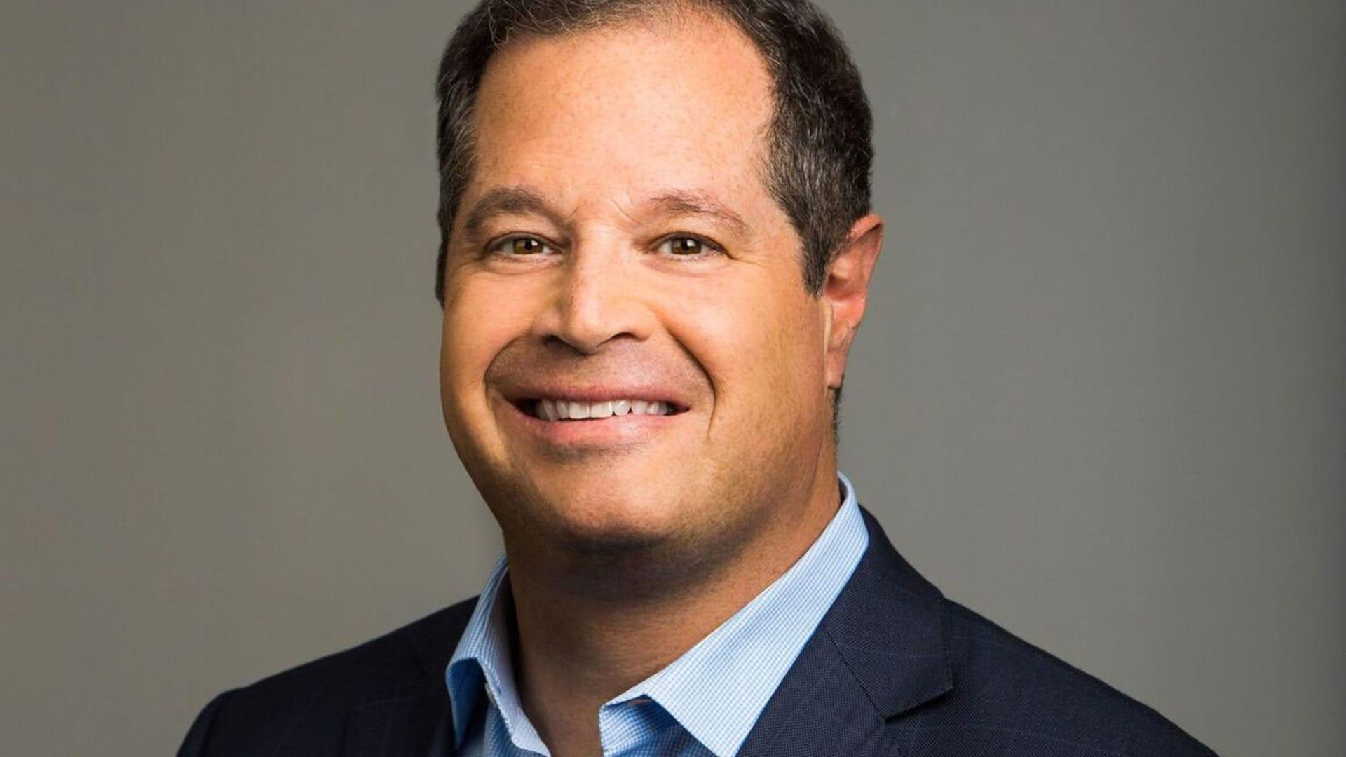 John Somorjai of Salesforce