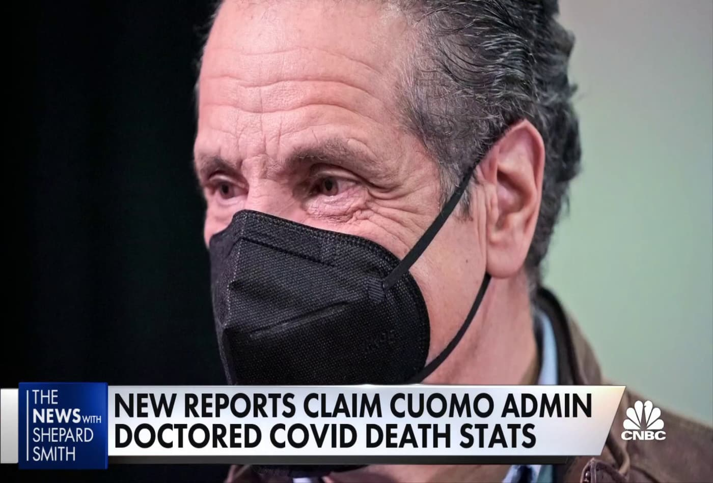 New report claims Cuomo administration doctored Covid death stats