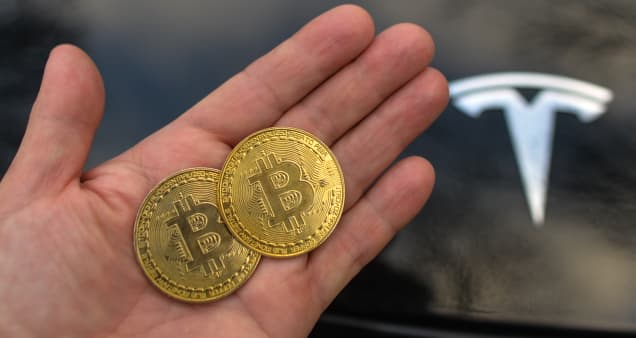As much as $365 billion wiped off cryptocurrency market after Tesla stops car purchases with bitcoin