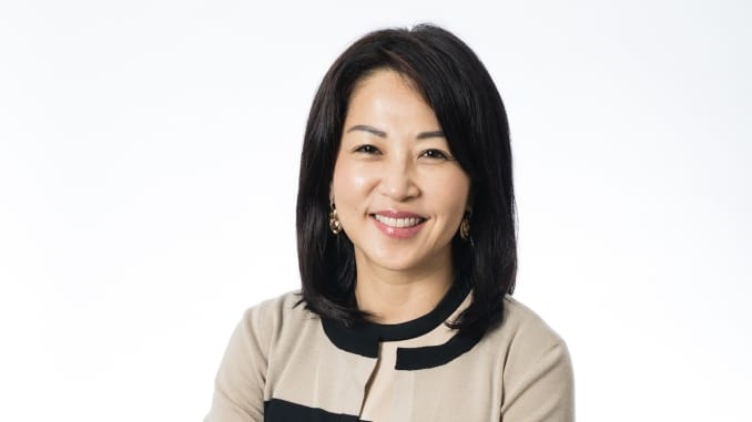 Alicia Yi, vice chairman, consumer market, Korn Ferry.