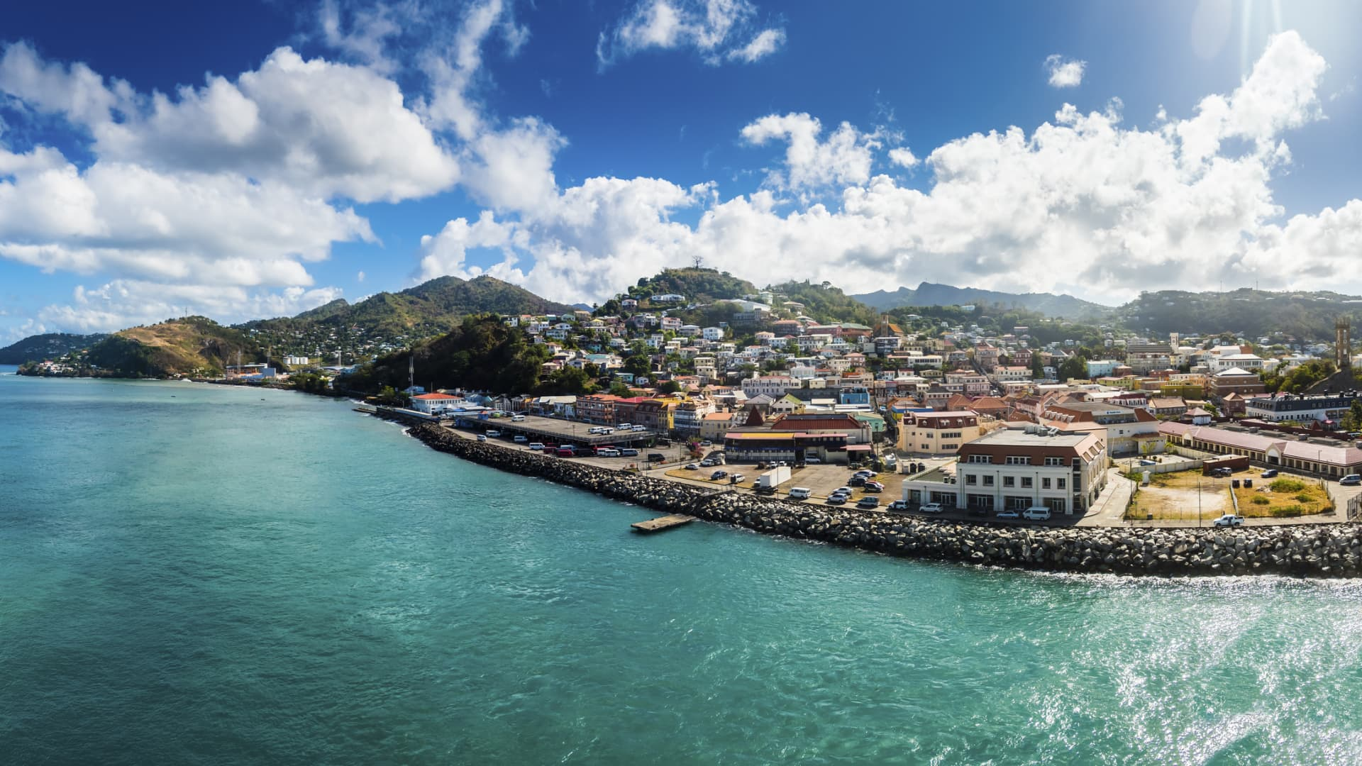 Travelers to Grenada should expect to quarantine for about 7 days.