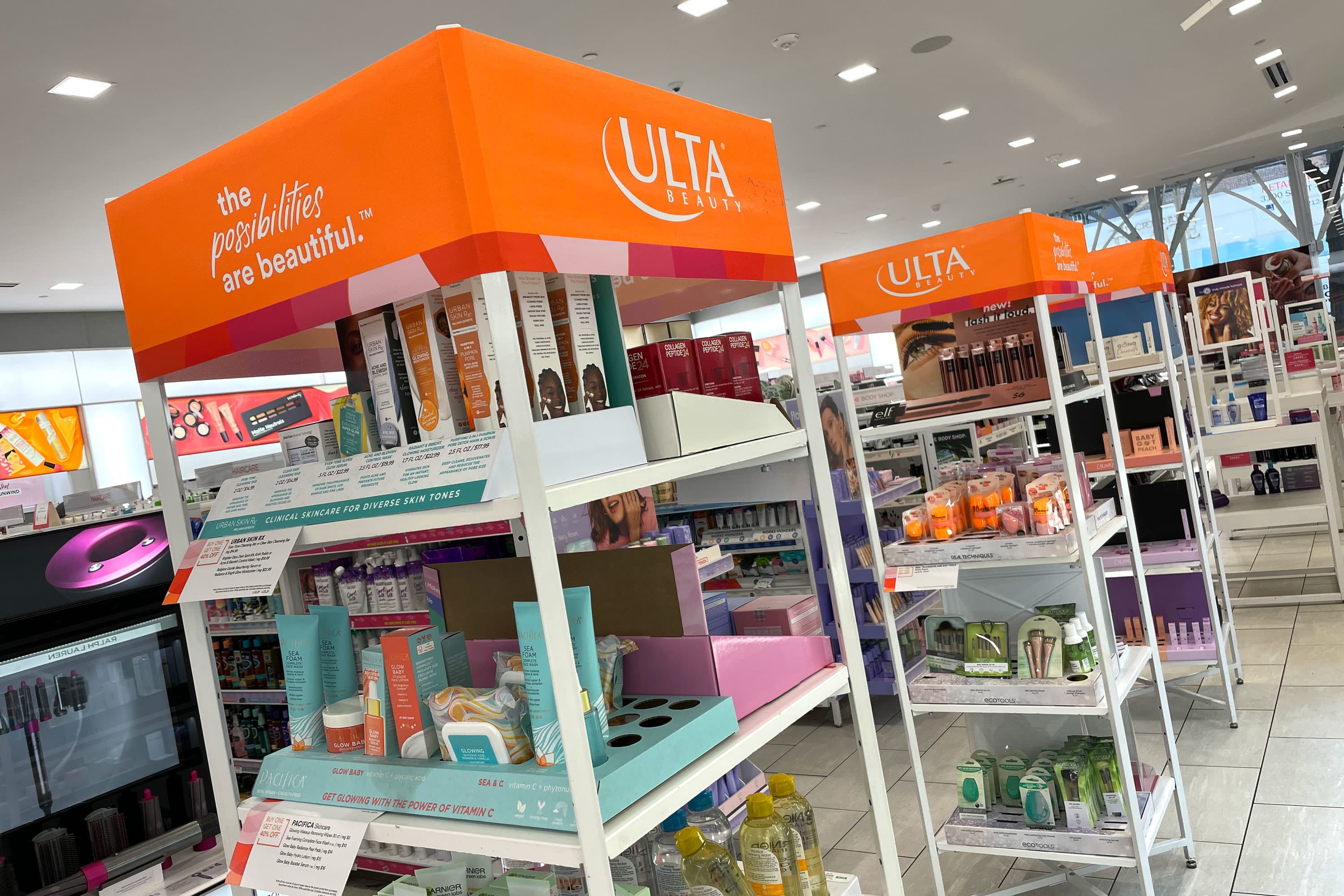 Ulta shares tumble on weaker-than-expected outlook retailer taps Dave Kimbell as CEO – CNBC