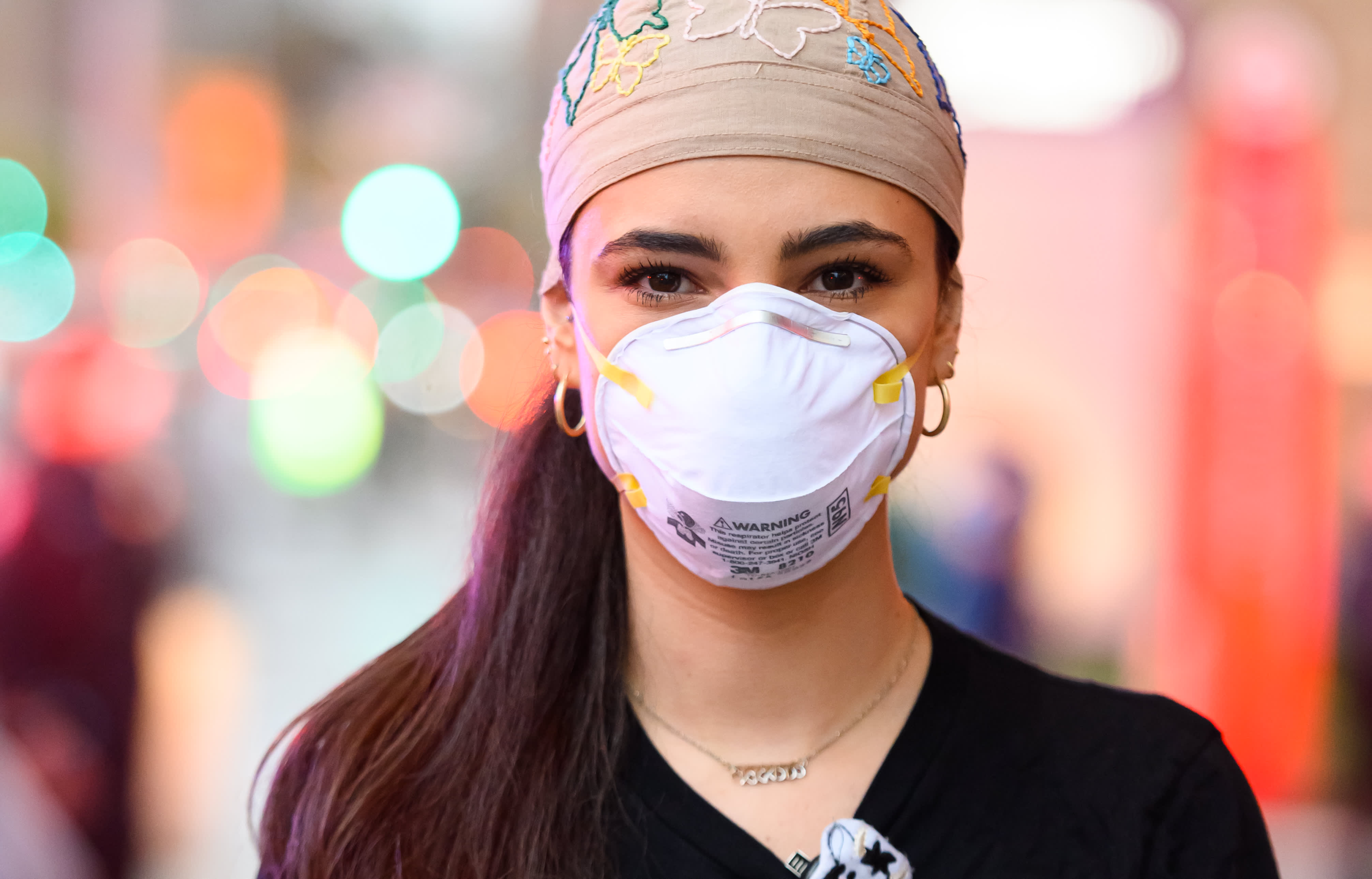 Covid One Year Later How 15 Workers Are Coping With The Pandemic