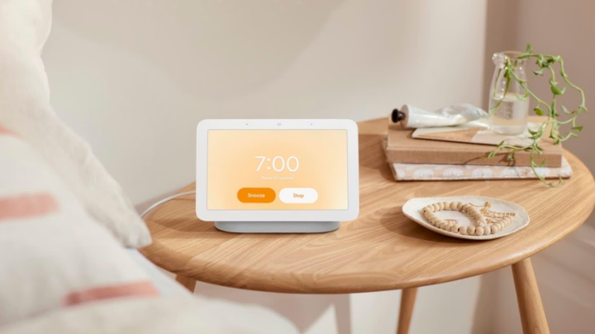 Nest Hub 2 with Sleep Sensing