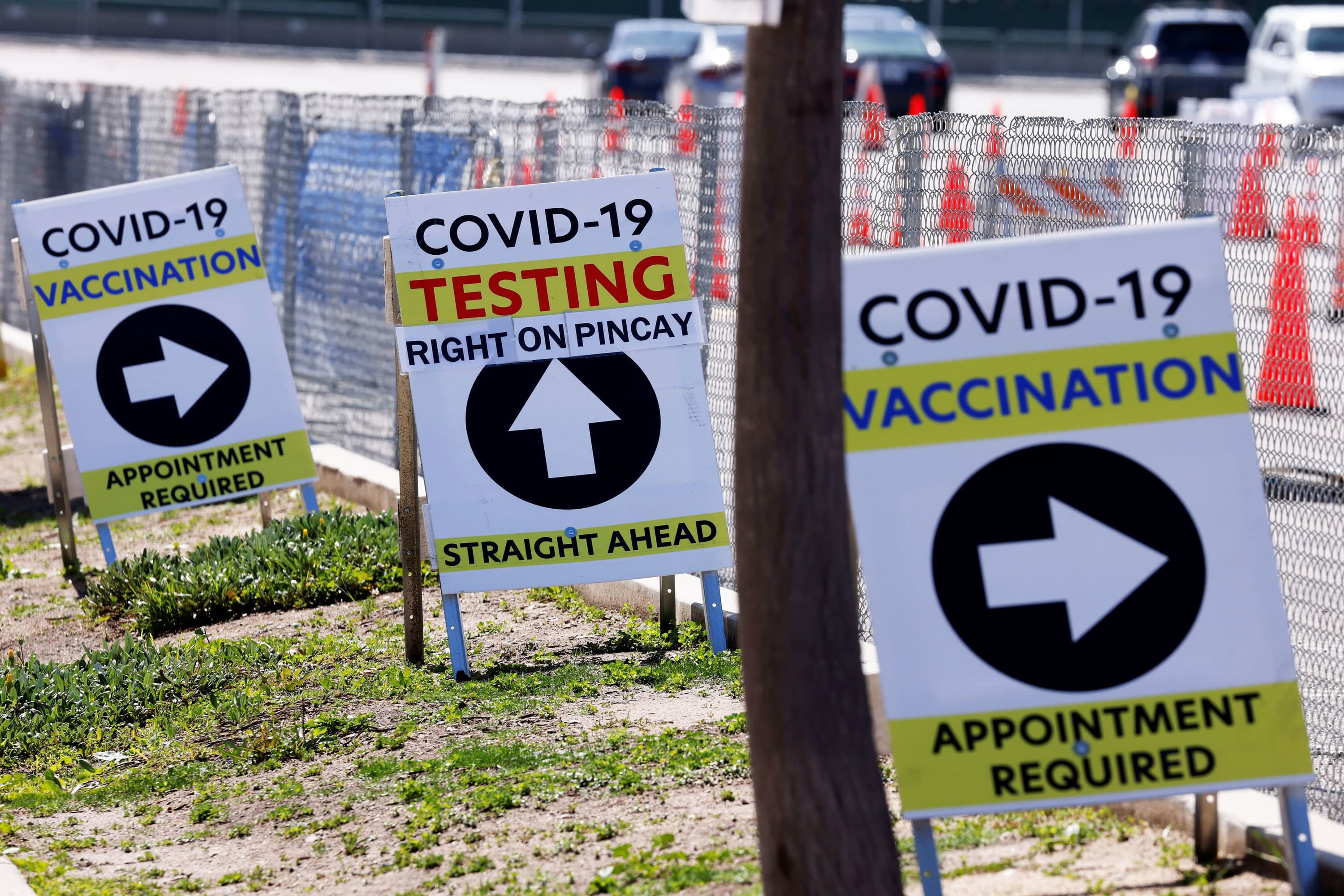 www.cnbc.com: Covid updates: Vaccination sites added to Apple Maps; millions will receive stimulus checks Wednesday