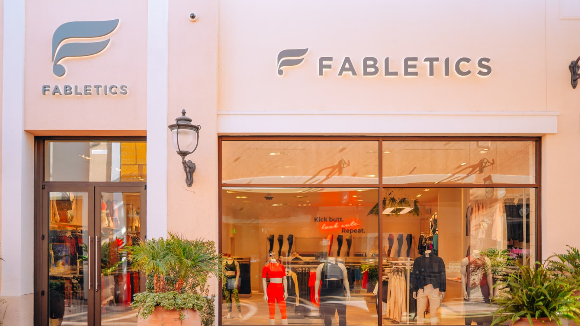 The athletic apparel retailer Fabletics is planning to open two dozen stores in the U.S. this year, bringing its total to 74.