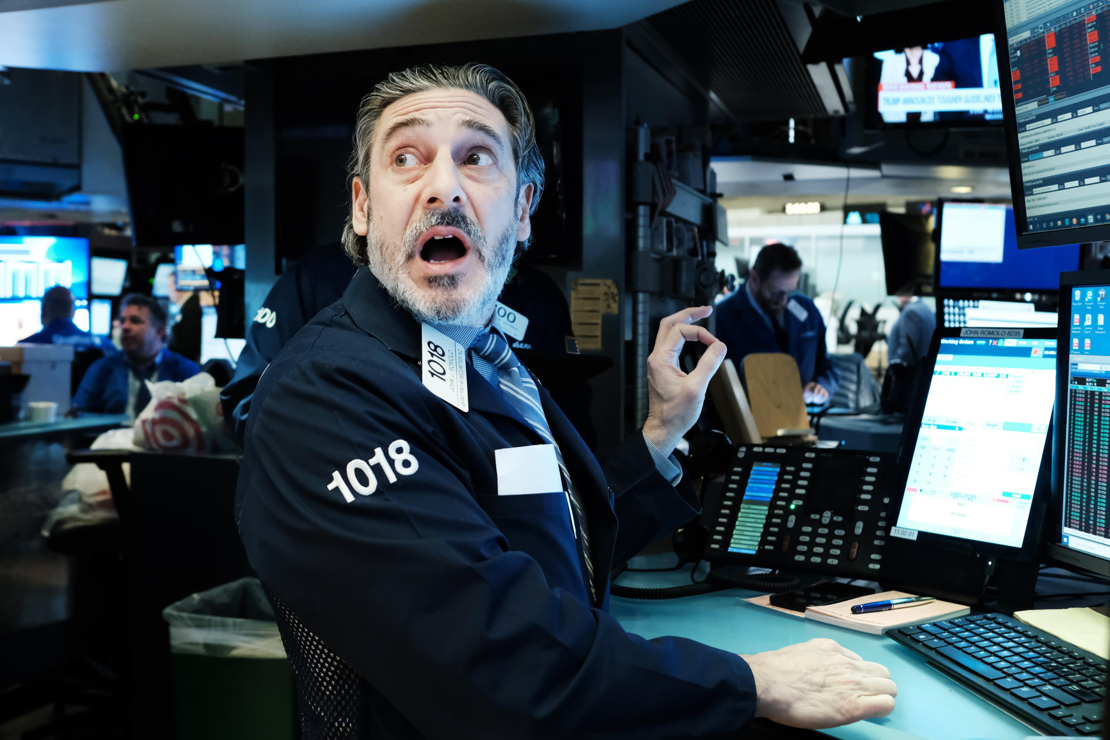 Los inversores ven las tasas de interés más altas como la mayor amenaza para las acciones, esperan que el rendimiento a 10 años alcance el 2%