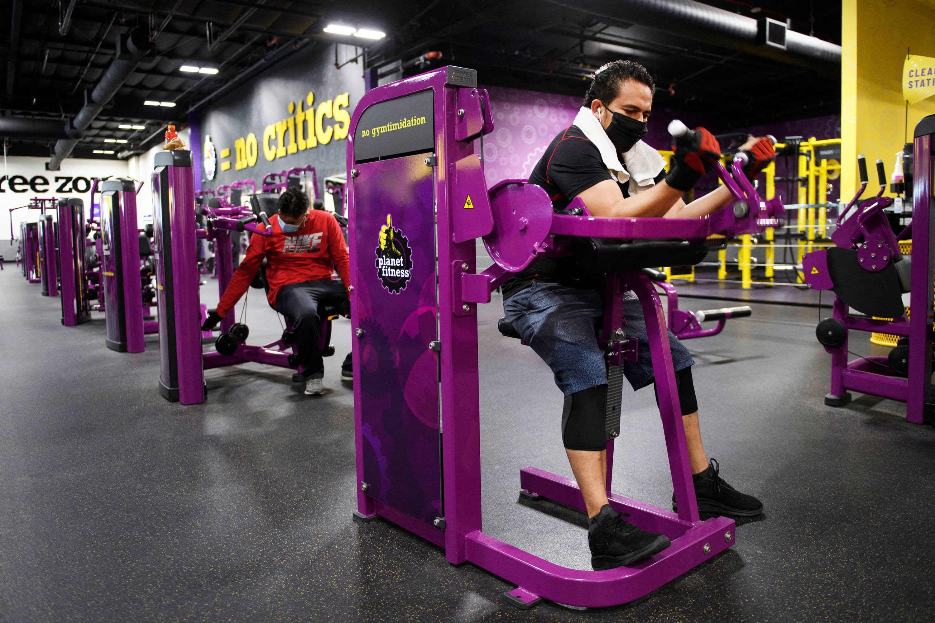 Americans are heading back to gyms as interest in at-home workouts wanes, Jefferies says