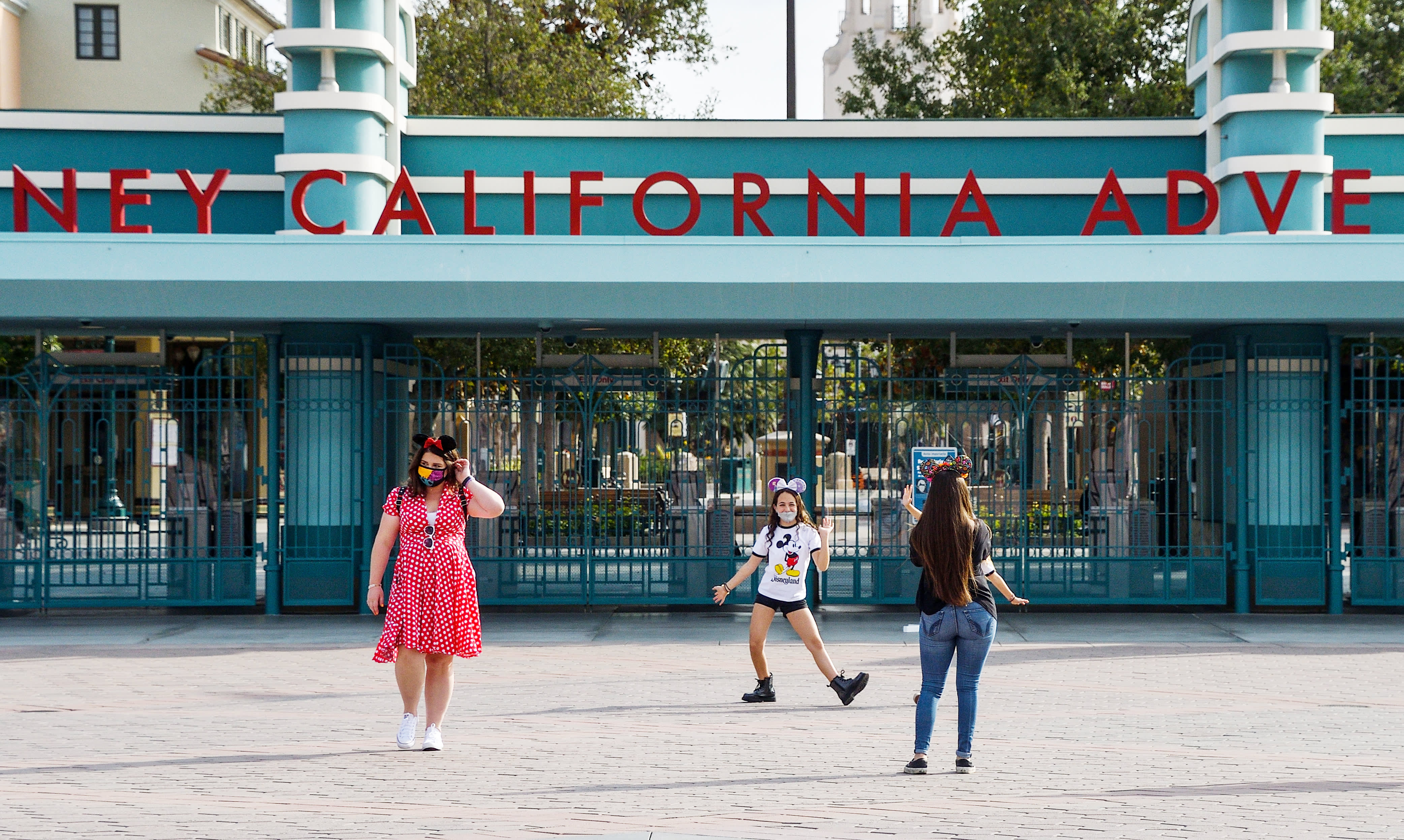 Disneyland to reopen on April 30 Disney CEO Bob Chapek says – CNBC