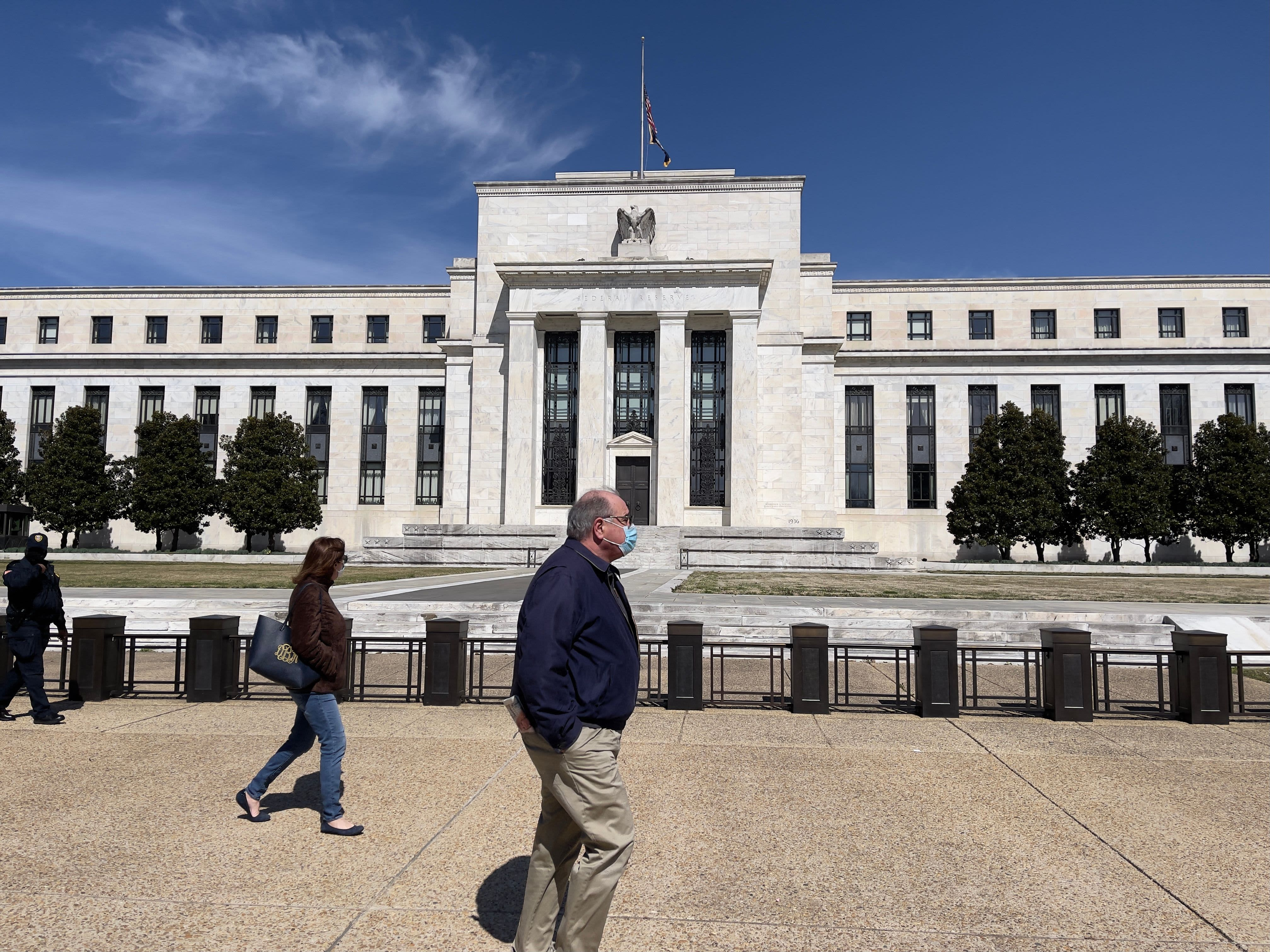 The March jobs report provides the Fed with monetary policy coverage