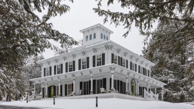 The Roxbury at Stratton Falls, hotels in Catskills