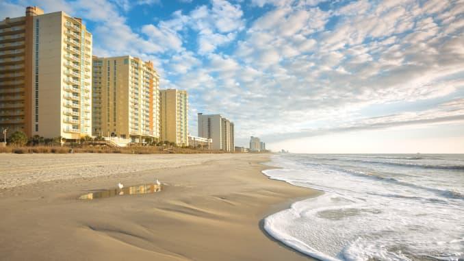 Club Wyndham Ocean Boulevard, Myrtle Beach, South Carolina