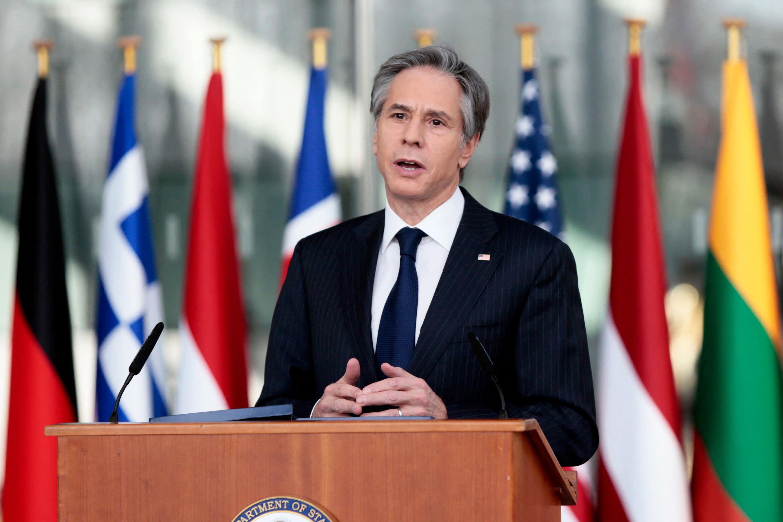 Diplomat tinggi AS memperingatkan China mengancam keamanan NATO, membutuhkan formulasi bersama untuk melawan Beijing thumbnail