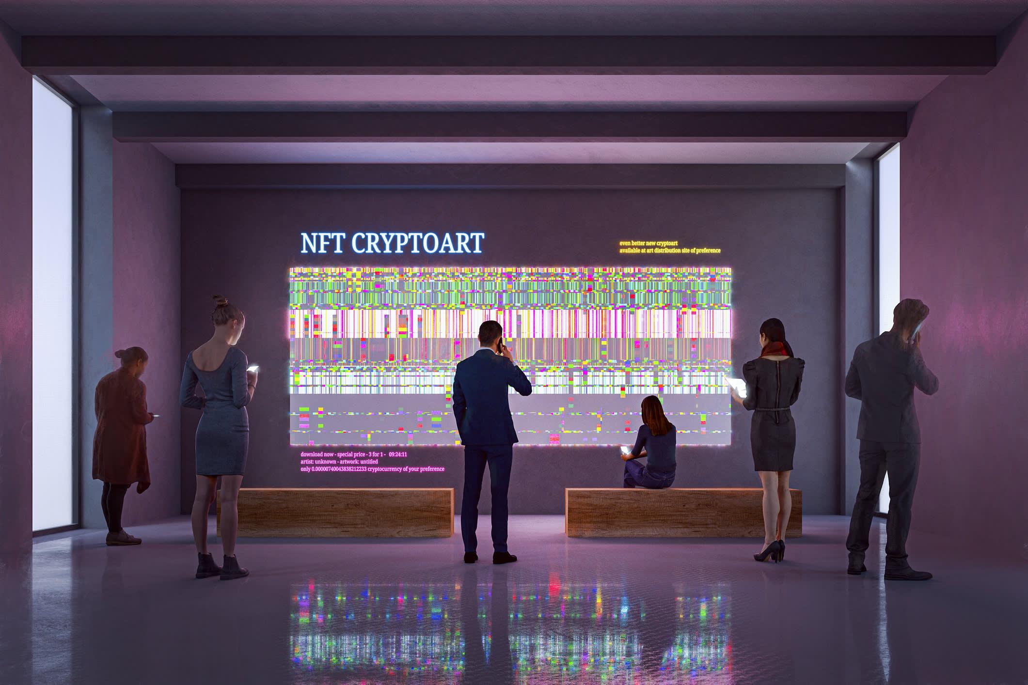 Tech investors pump millions into NFT start-ups as digital collectibles boom