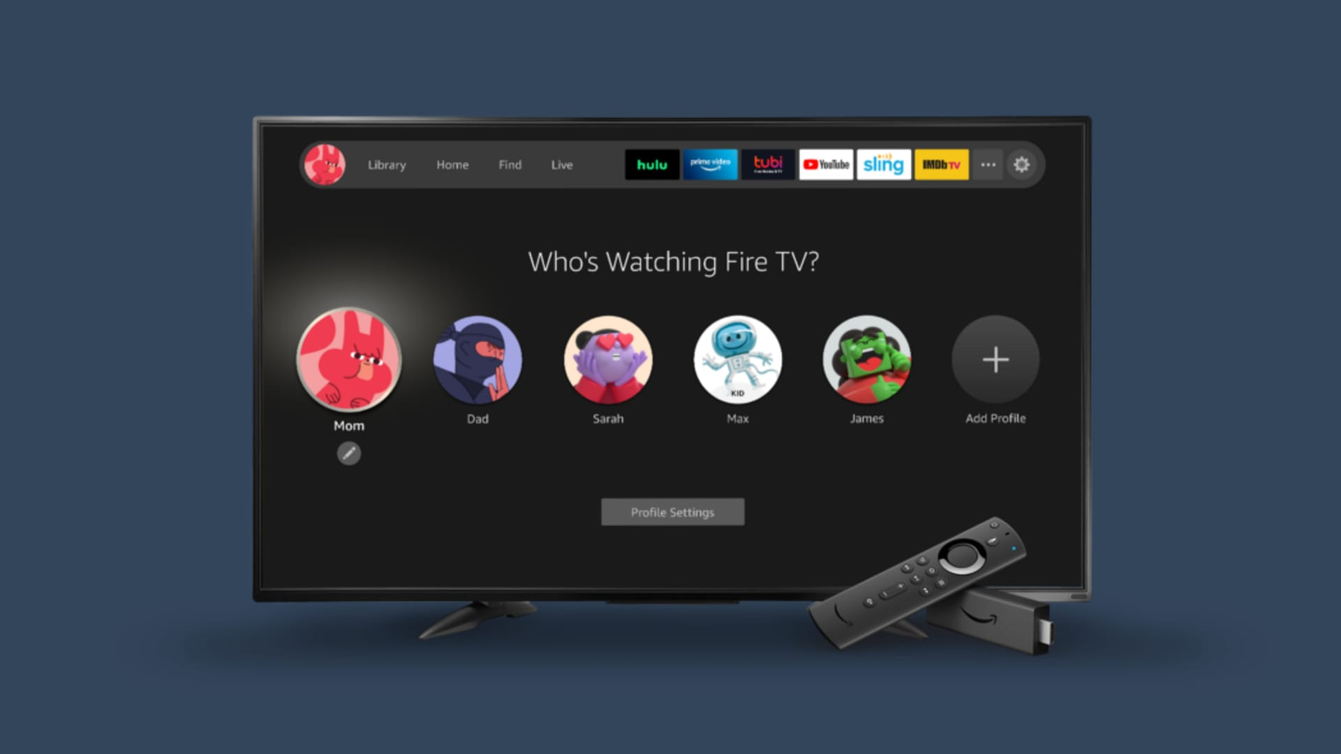 Amazon's new Fire TV software