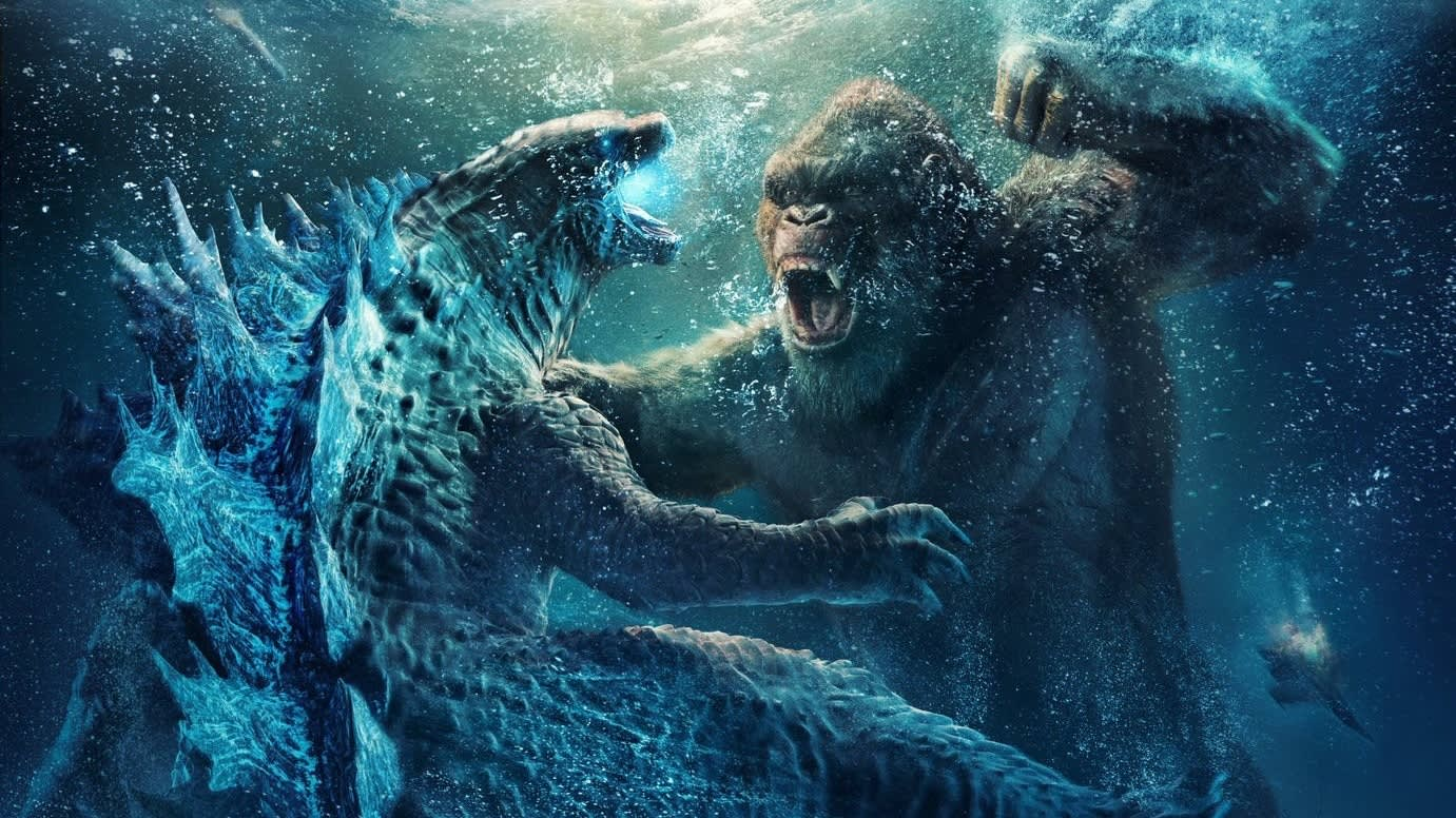'Godzilla vs. Kong' tops the pandemic ticket office with $32.2 million in domestic opening weekend thumbnail
