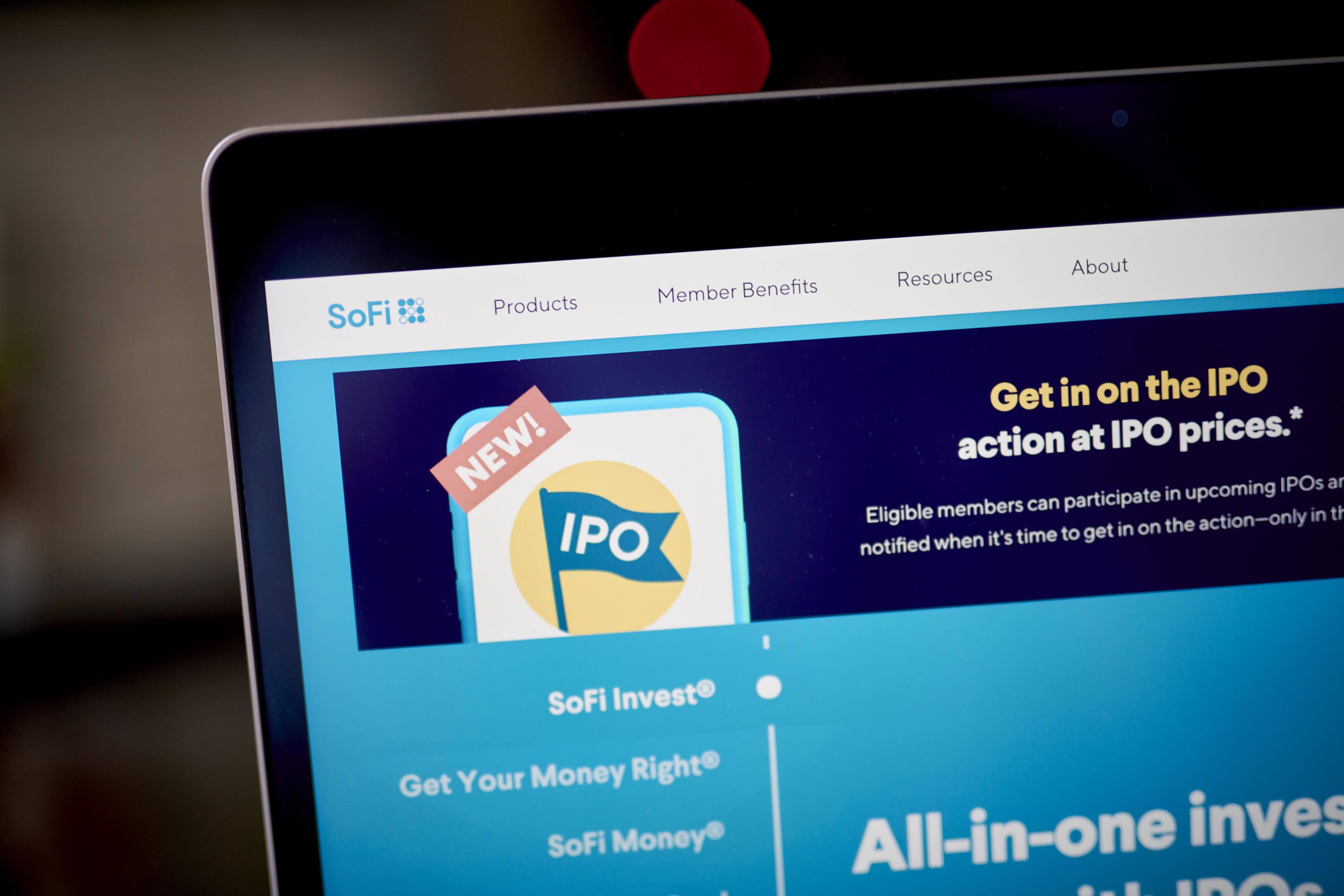 SoFi brindará a los inversores aficionados acceso temprano a las OPI en ruptura con la tradición de Wall Street