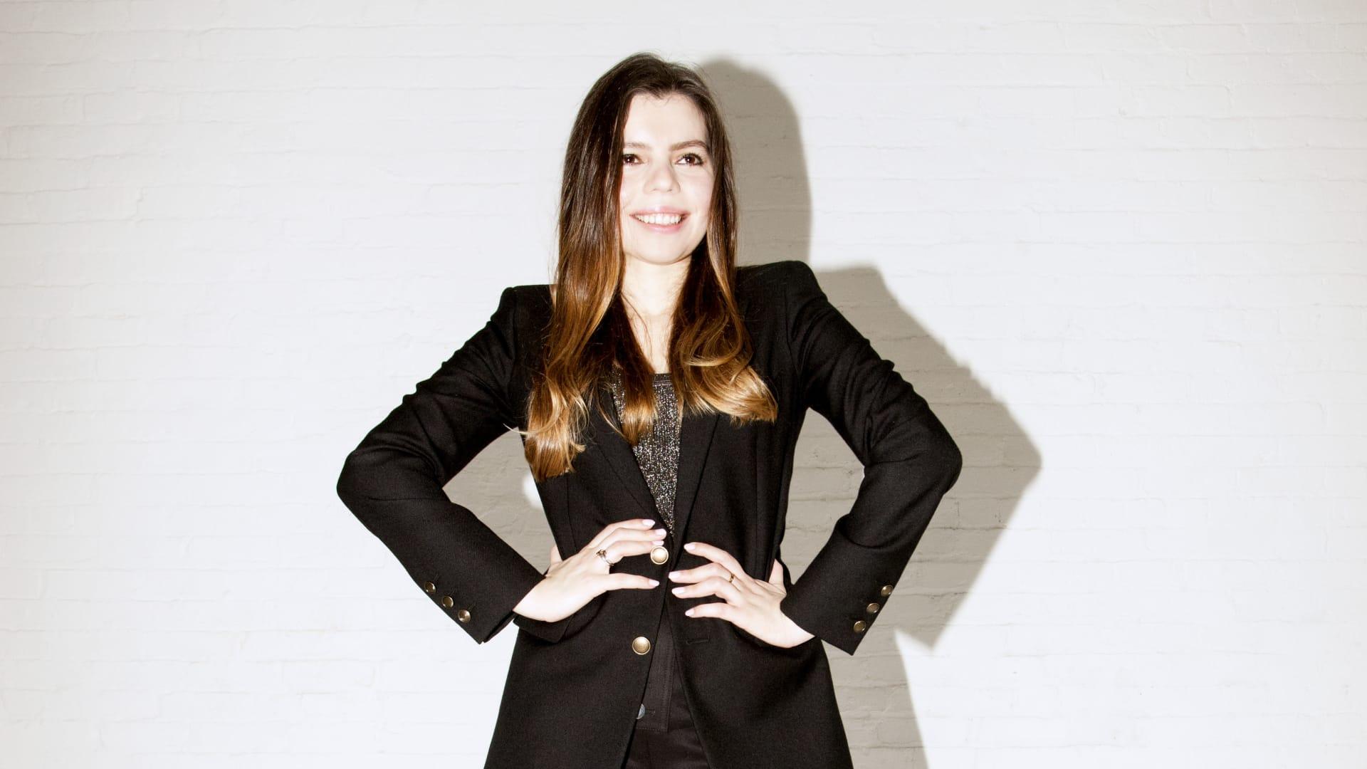 Newsette founder Daniella Pierson.