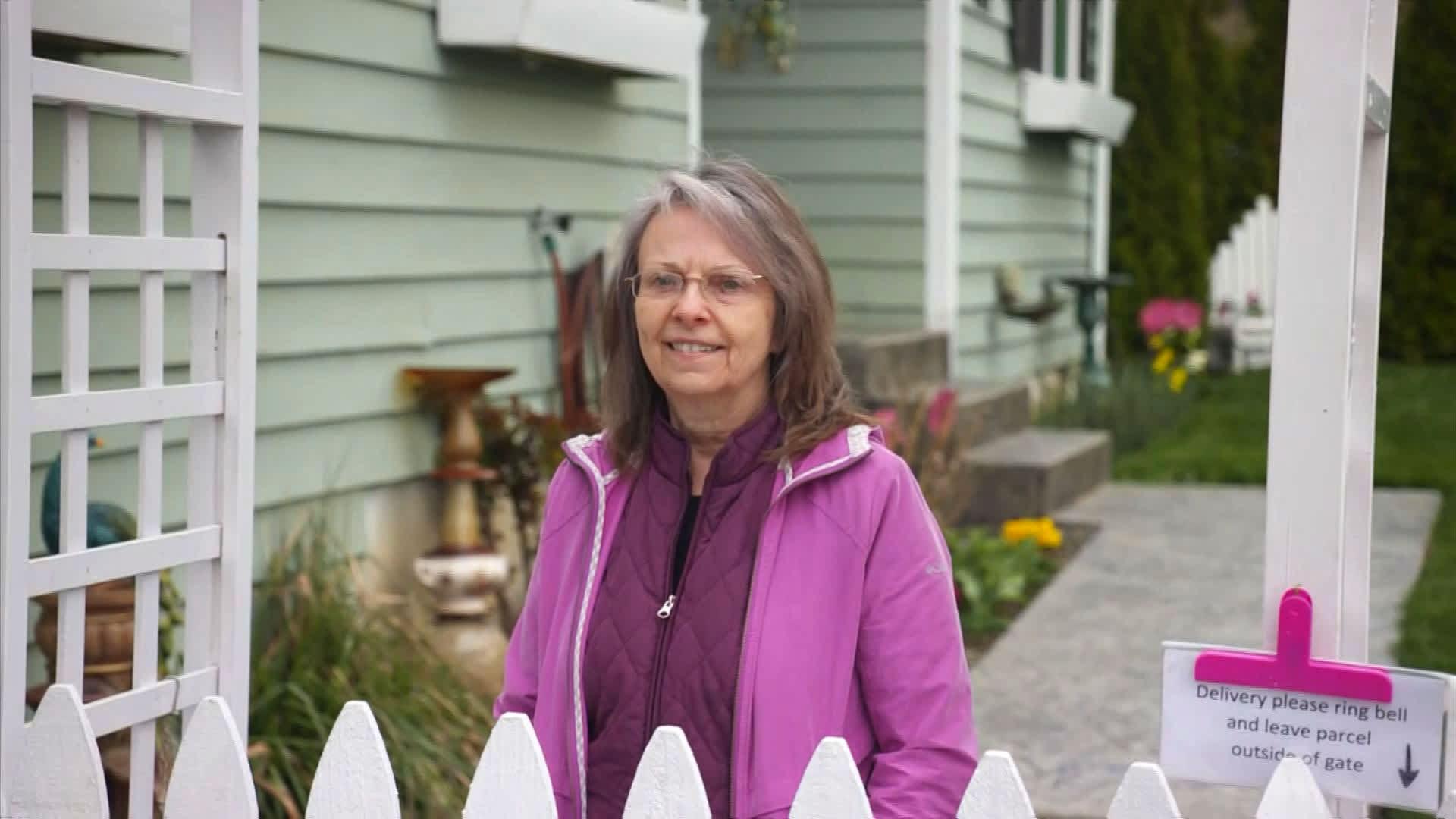 Washington State Landlord Marilyn Blackburn.