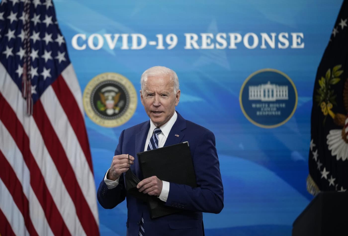 Biden administration to spend $1.7 billion tracking dangerous new Covid variants