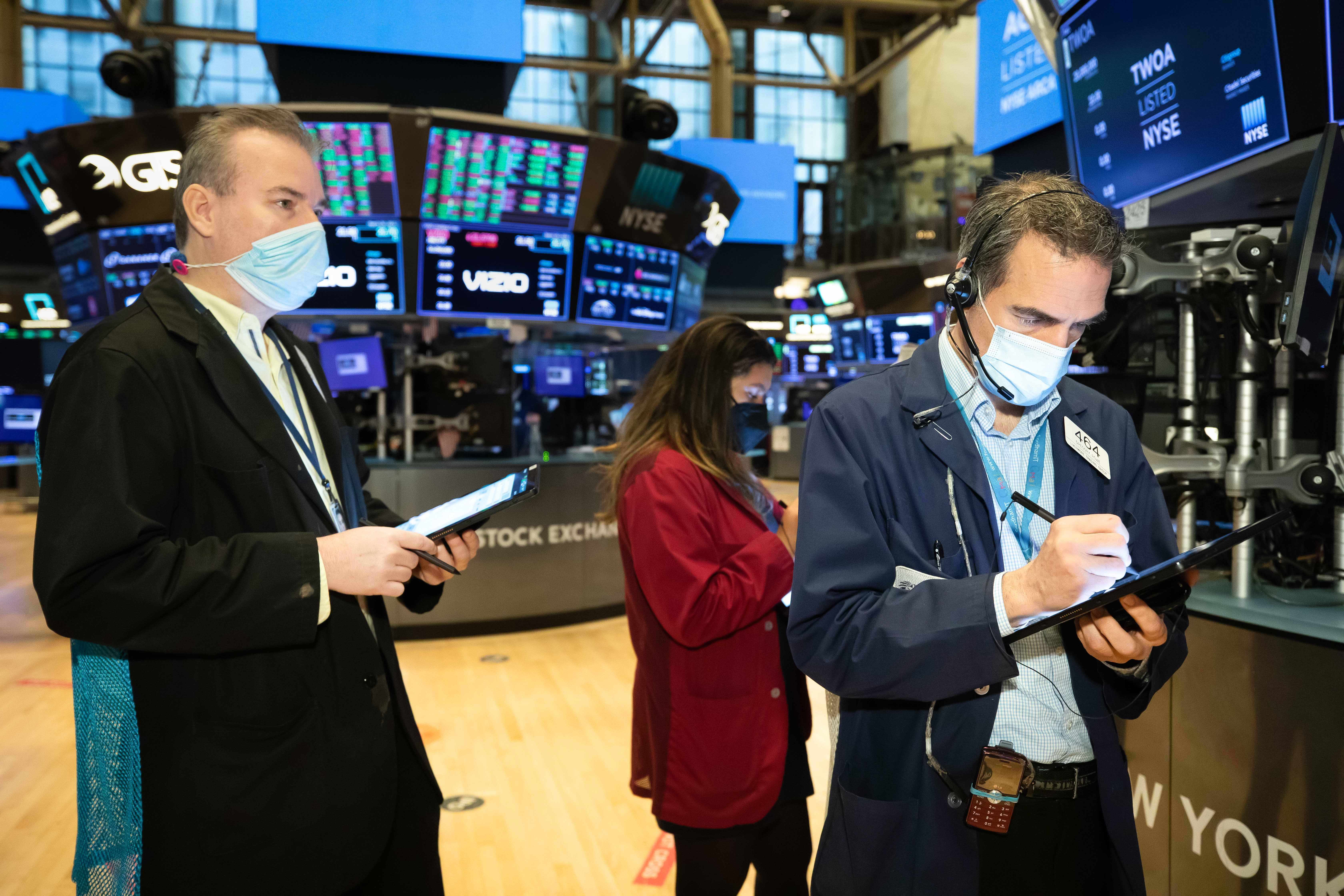 This week's market decline looks like a brief pause for now, analysts say