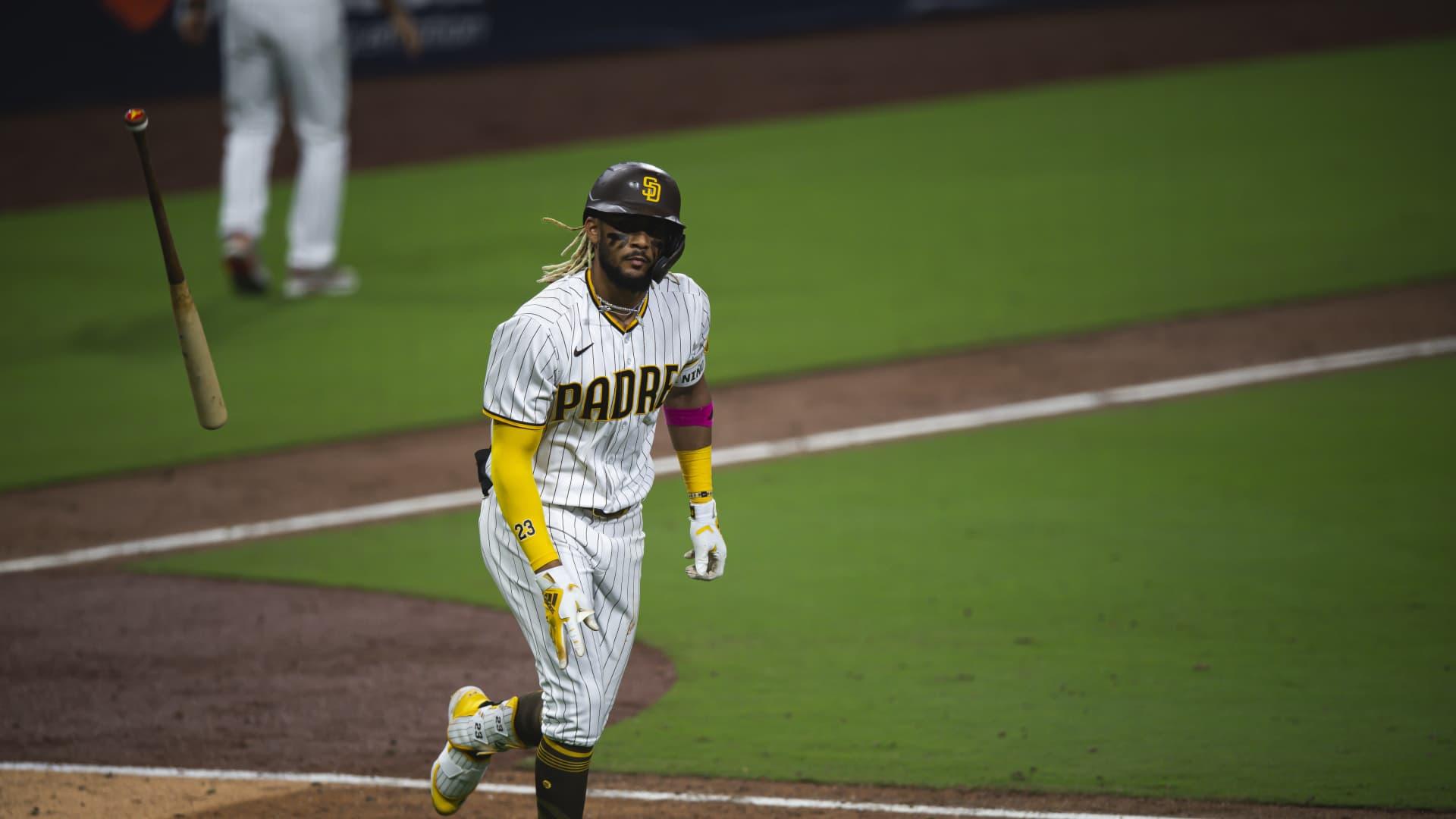 San Diego Padres shortstop Fernando Tatís Jr.