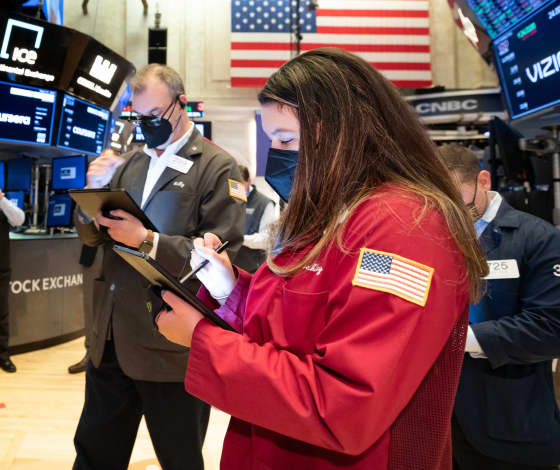 Concerns over inflationary pressure on earnings will test stocks in the week ahead