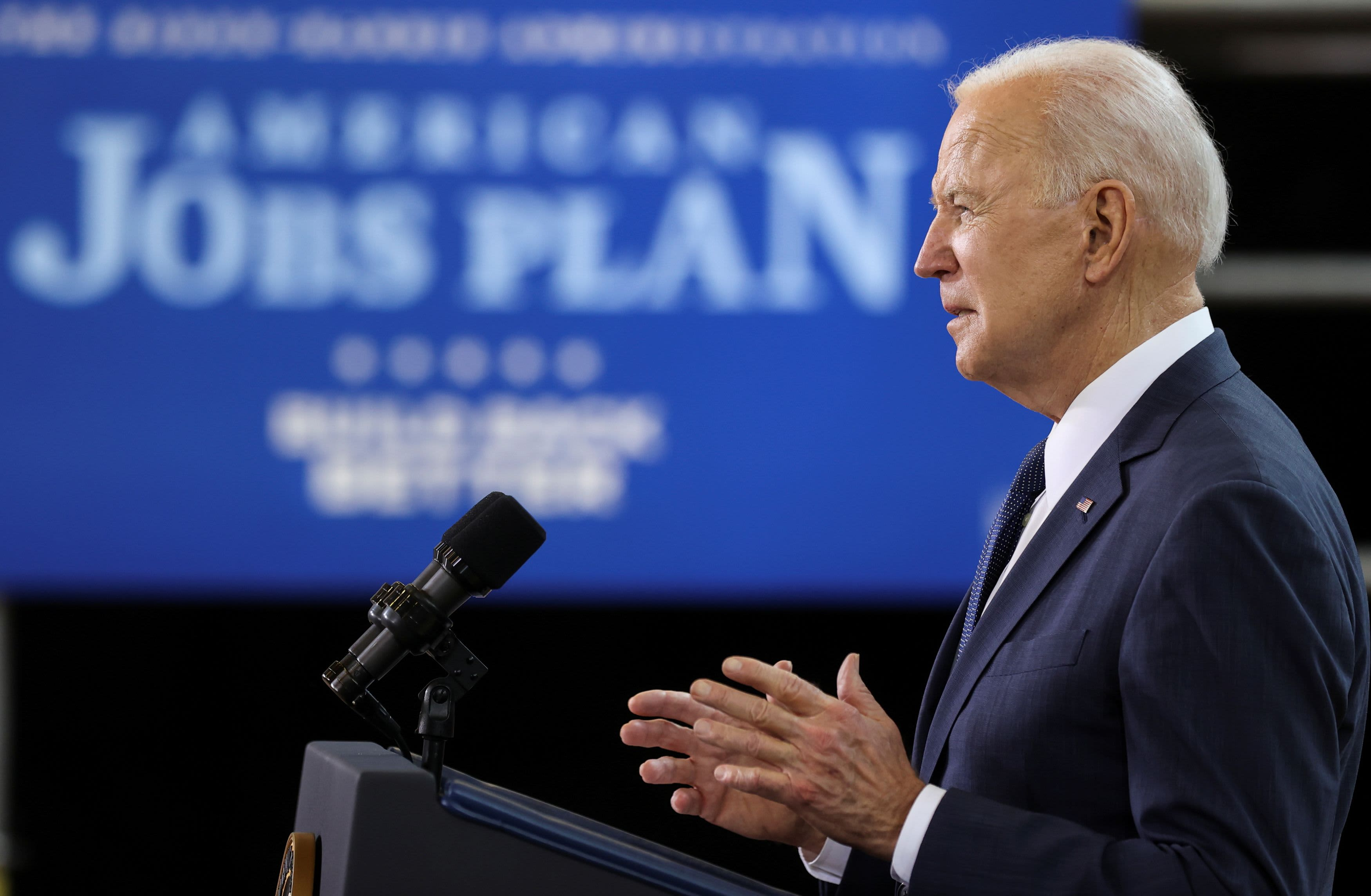 Micron, QuantumScape and Hyzon Motors CEOs react to Biden's plans for... image