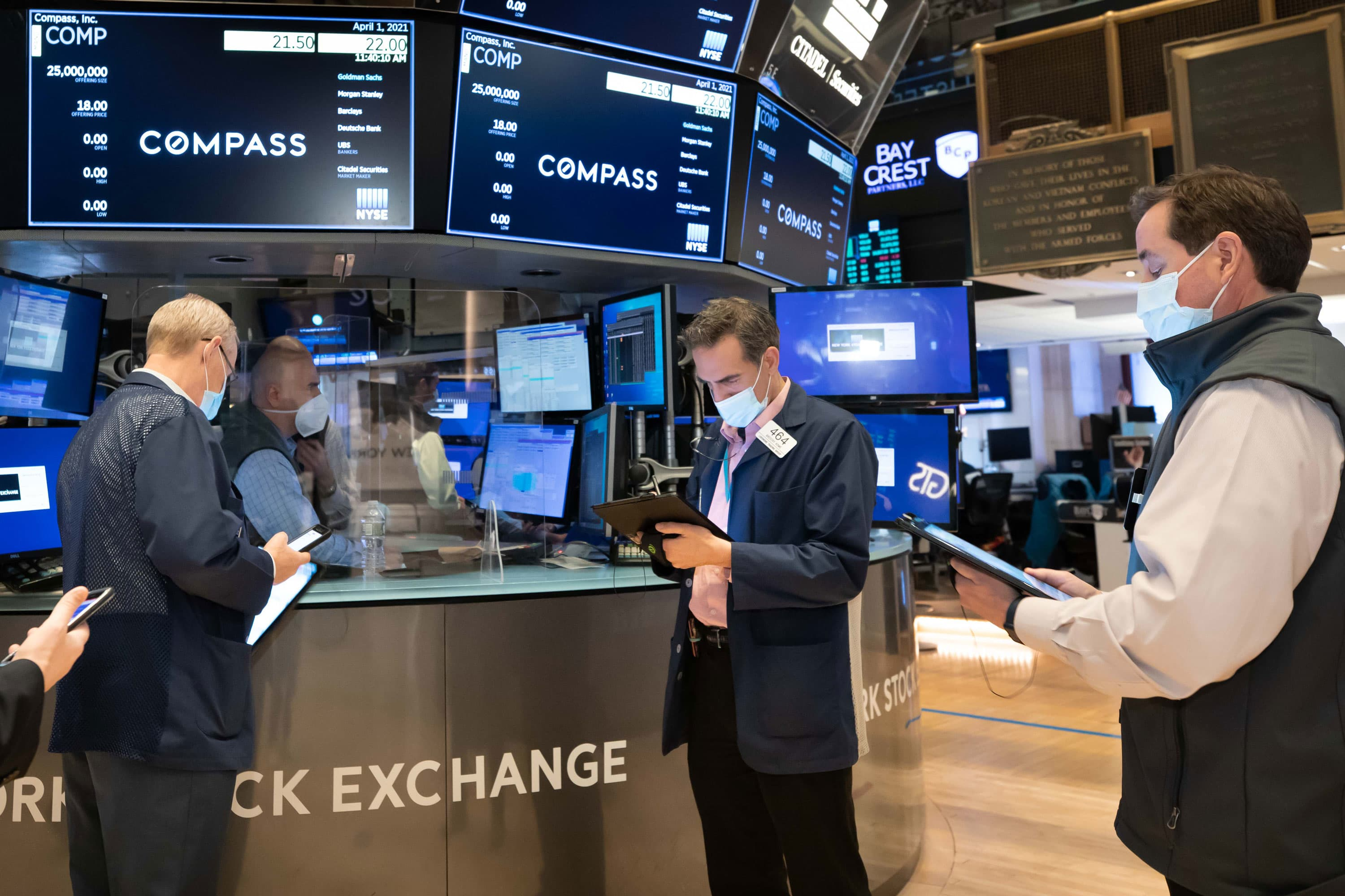 5 Things You Should Know Before The Stock Market Opens Monday, April 5th