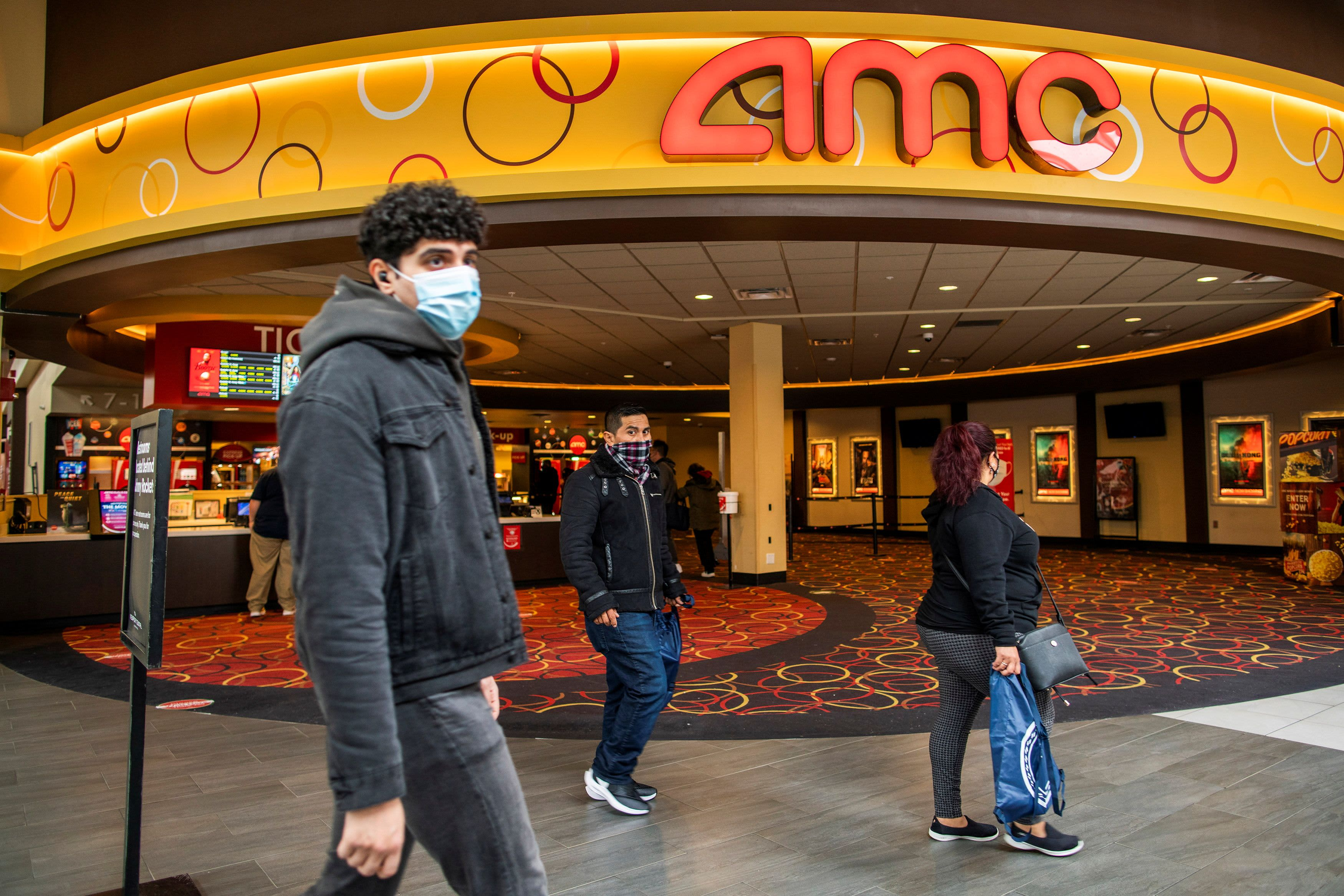 Stocks making the biggest moves in the premarket: AMC Entertainment, Cloudera, Nio & more