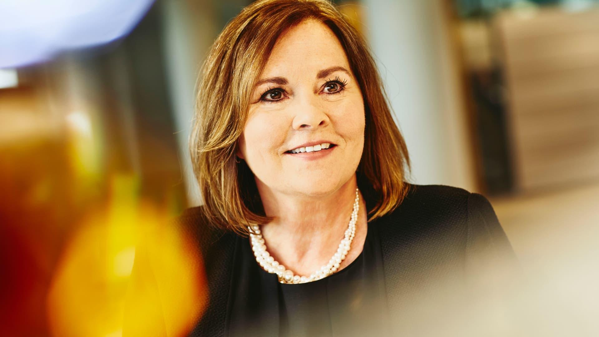 Karen Fichuk, CEO, Randstad North America