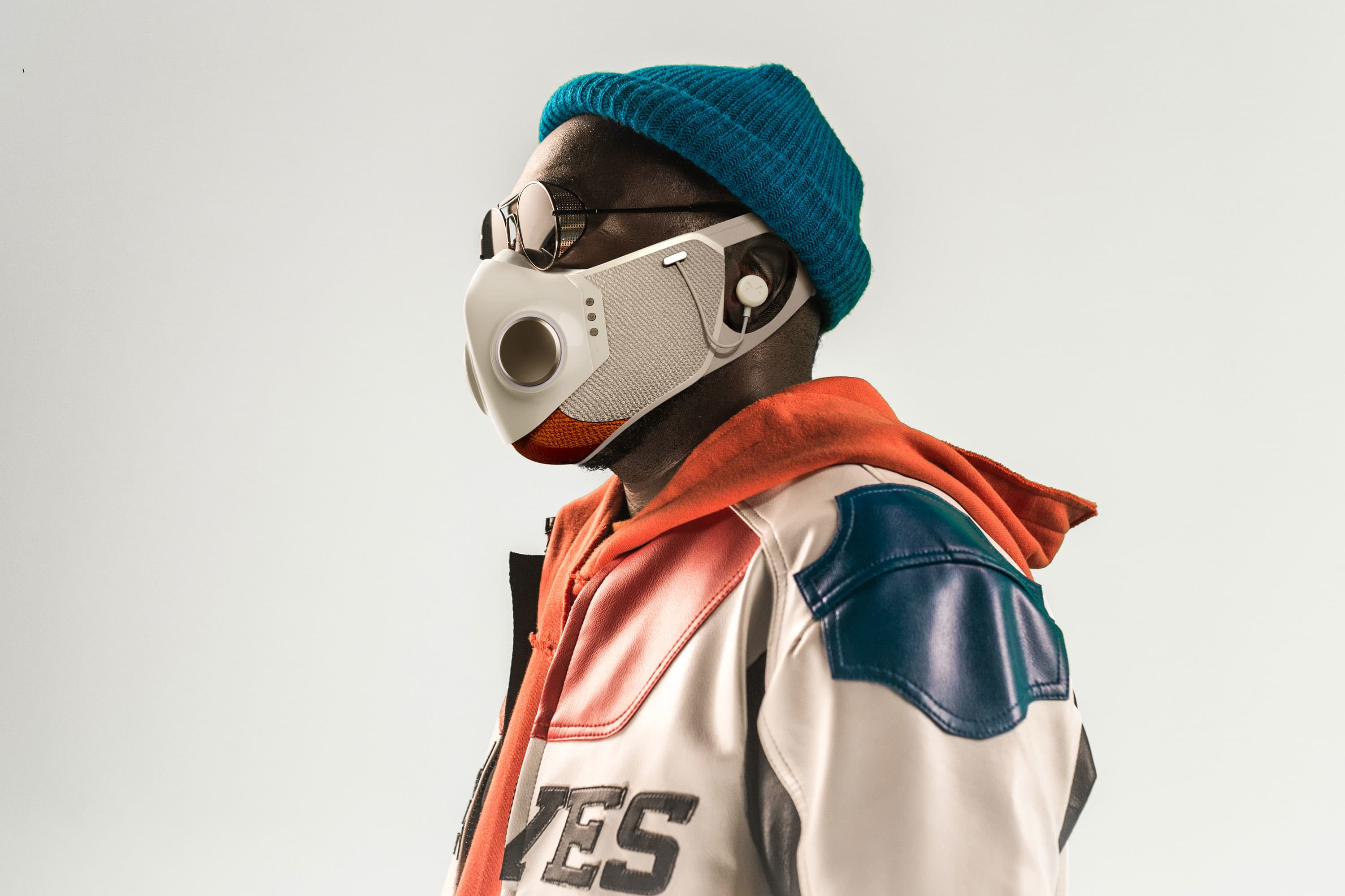 Will.i.am and Honeywell make bet on fashionable high-tech face masks – CNBC