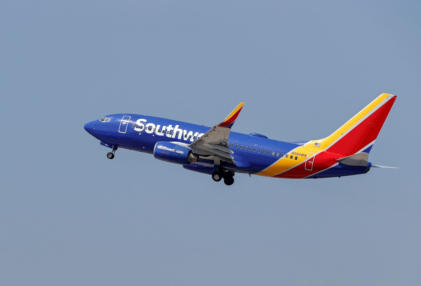 Southwest plans to start hiring flight attendants again as travel rebounds