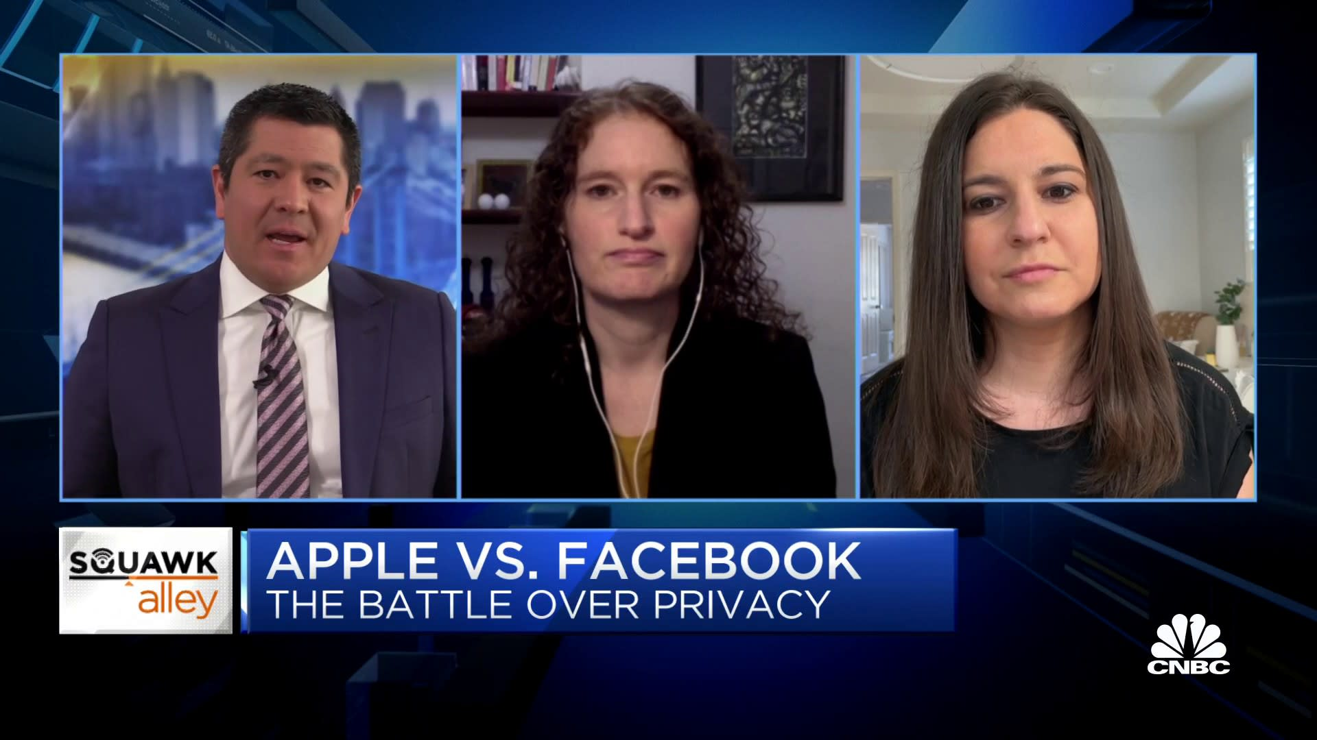 Here's how Apple is battling Big Tech over Privacy