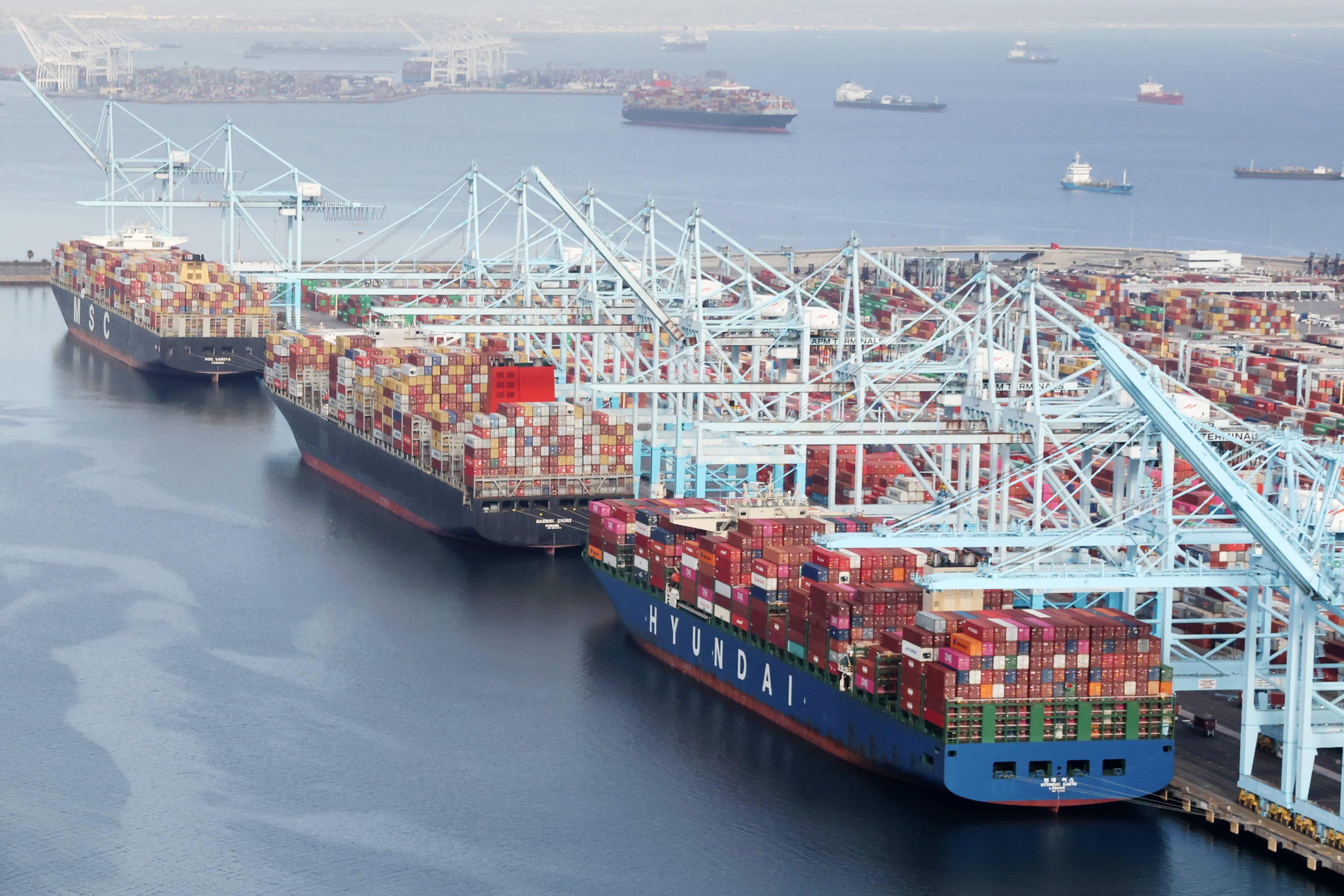 Supply chain slowdown hits at key pillars of economy and will likely get worse: Dan Yergin