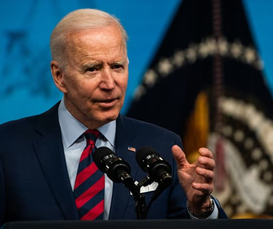 Biden has options beyond a corporate tax hike to pay for infrastructure, as negotiations begin