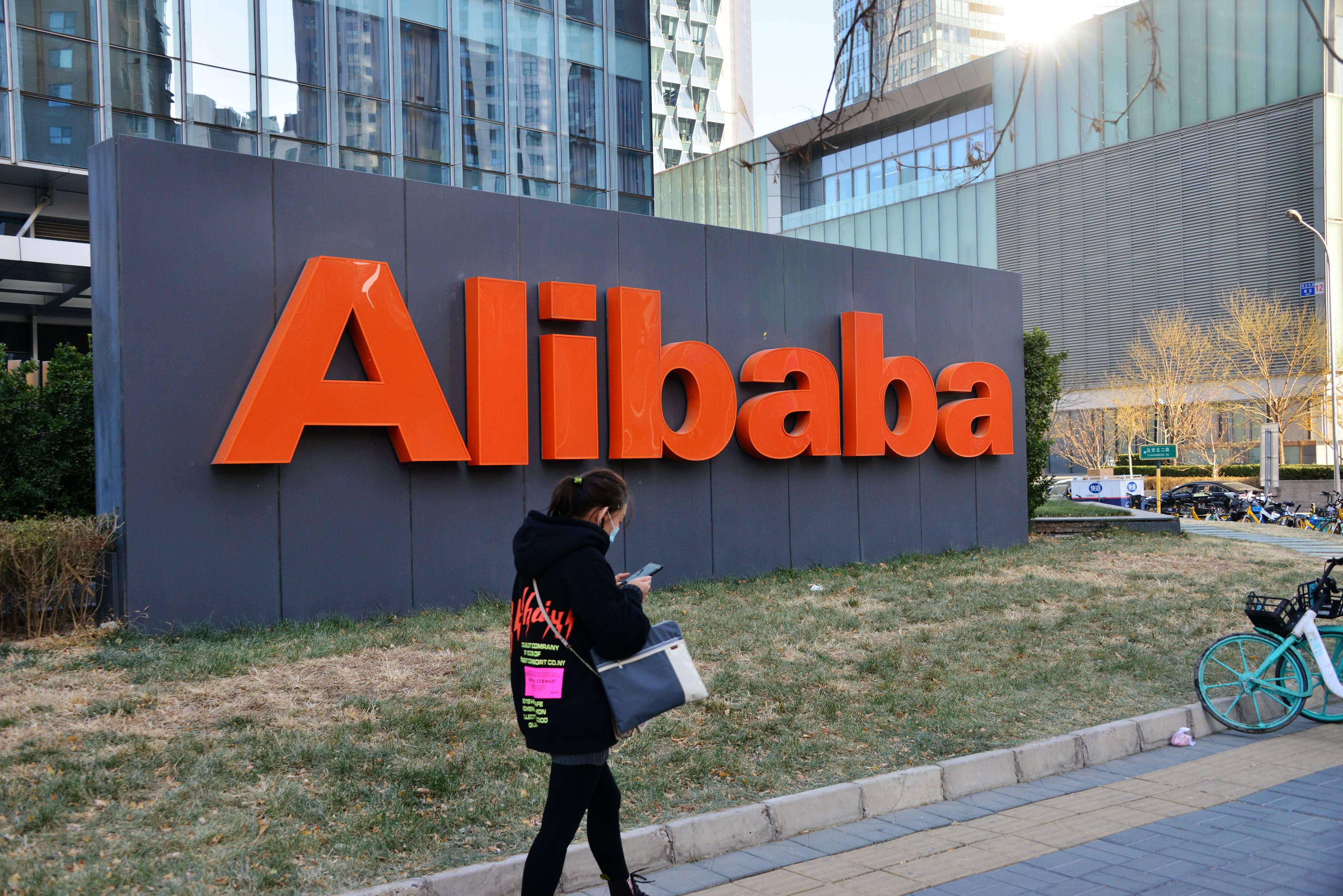 China slaps Alibaba with .8 billion fine in anti-monopoly probe