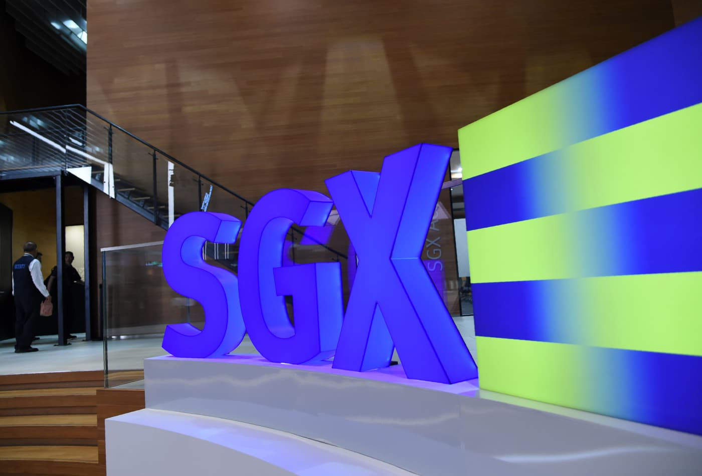 Asian companies are catching up on sustainable practices, says Singapore Exchange