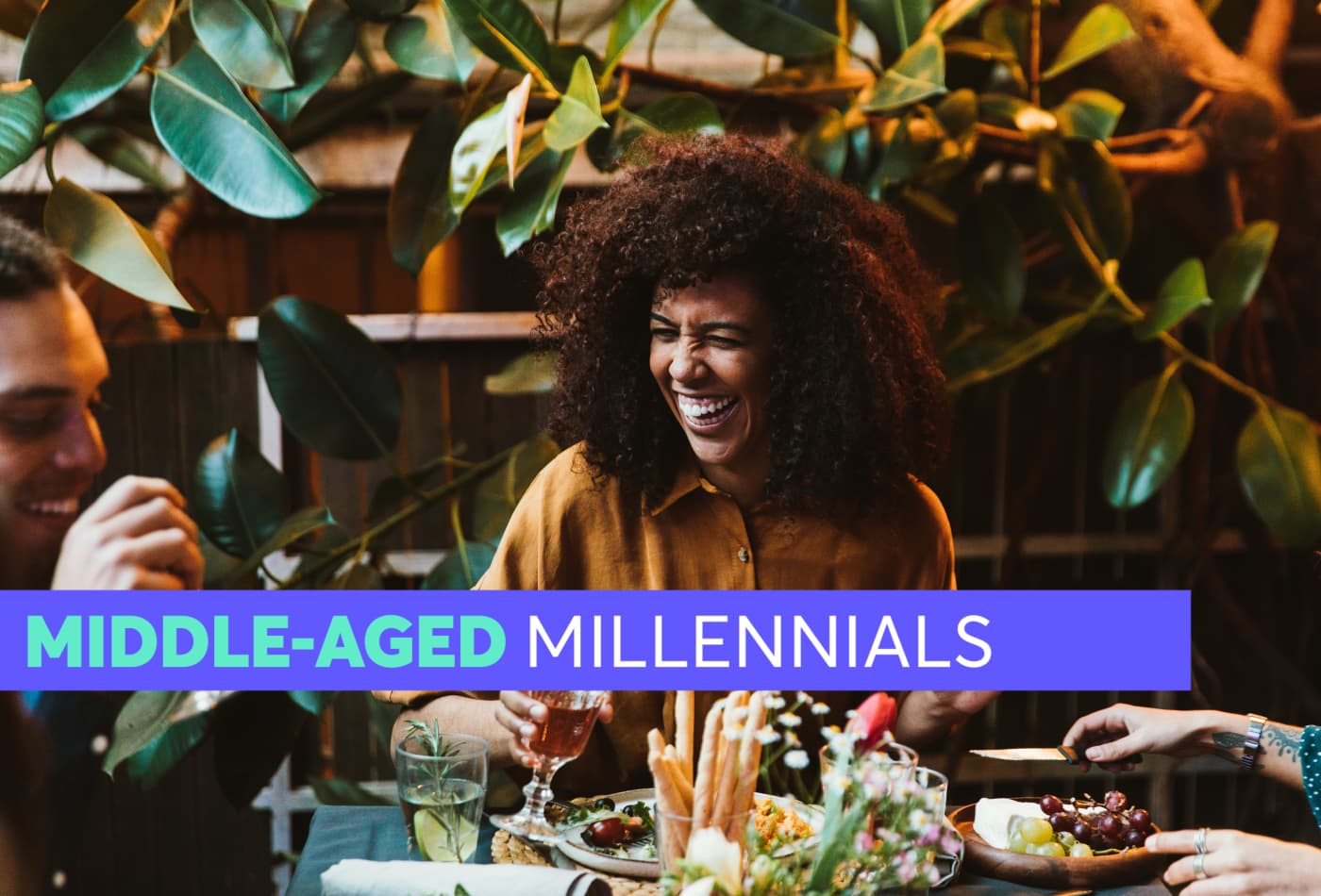 Millennials are known as avocado toast-loving, latte-swilling spendthrifts—here's the reality