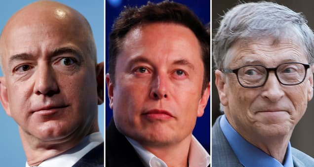 Tech billionaires are obsessed with climate change — but are they focusing on the right areas?