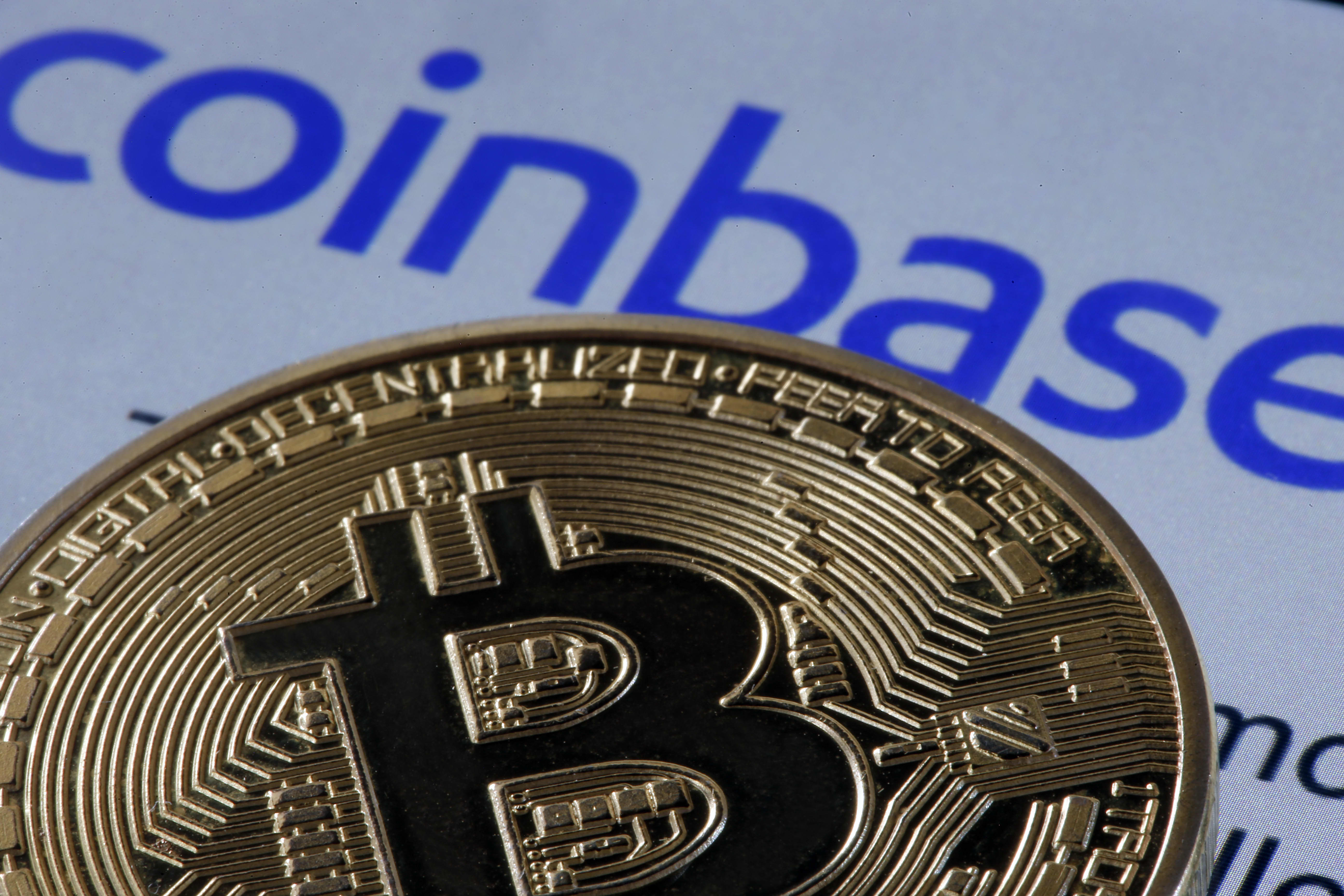 Bitcoin tumbles from recent high as cryptocurrencies take weekend hit