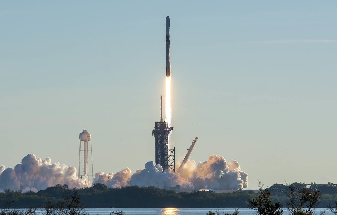 Space companies brought in $1.9 billion during the first quarter, led by SpaceX's 'mega-round': Report