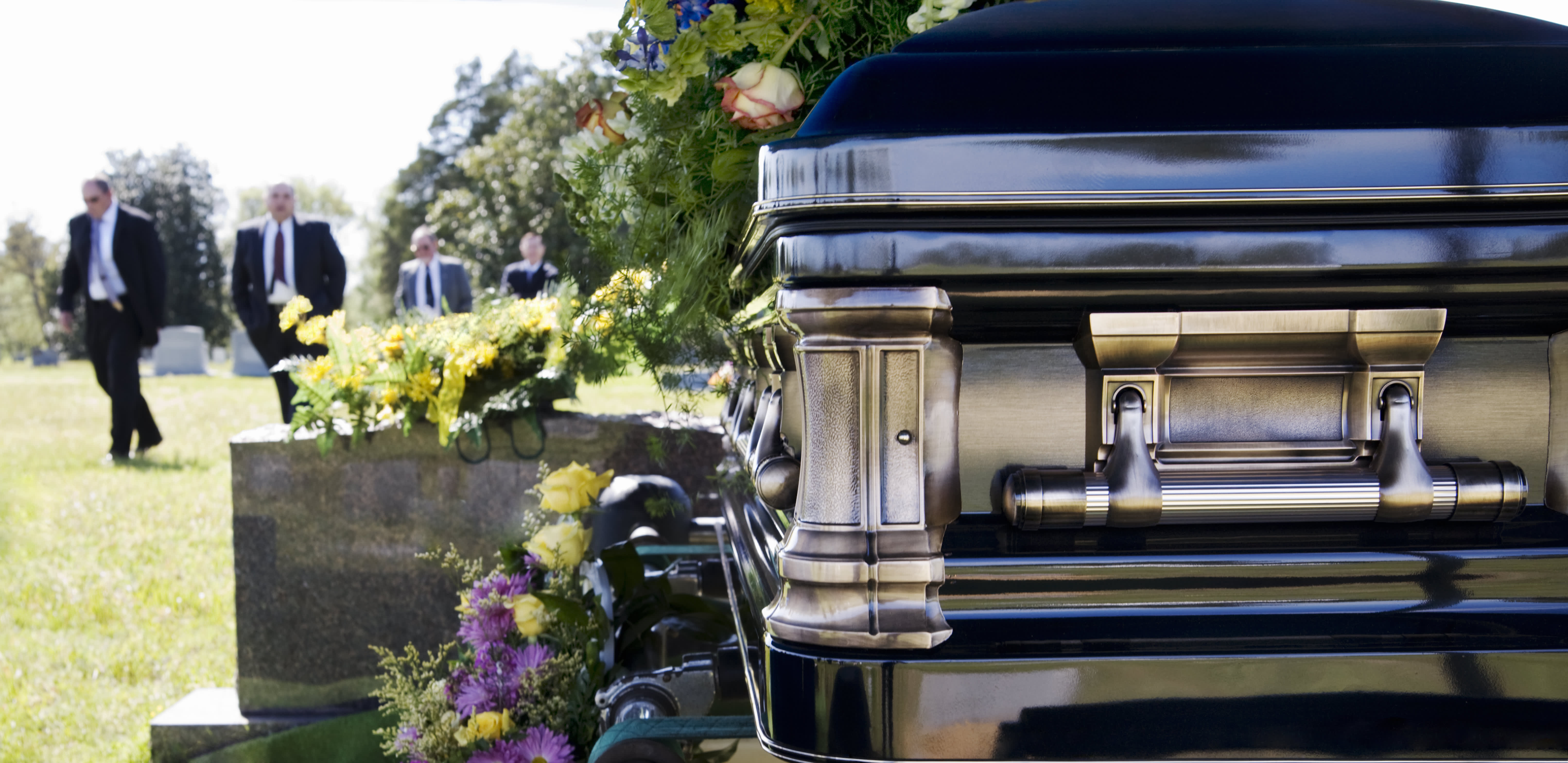 Criminals target Covid relief program that pays $9,000 in victims' funeral costs