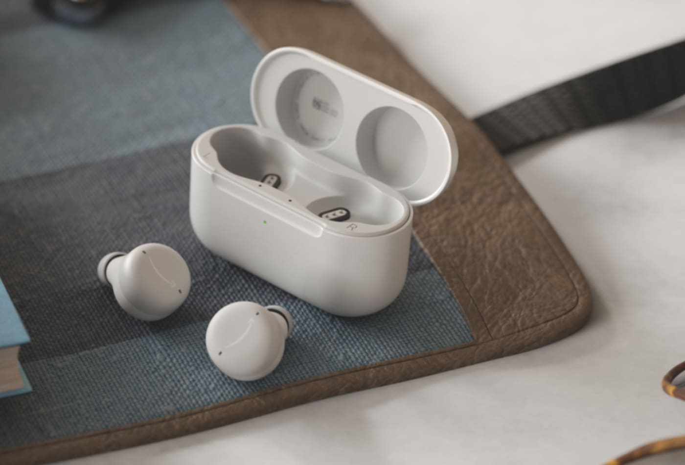 Amazon unveils new wireless earbuds that are smaller, cheaper and have better noise cancellation