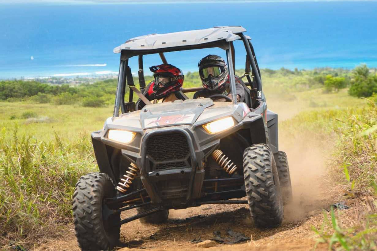 Leading off-roader maker Polaris is booming and going electric