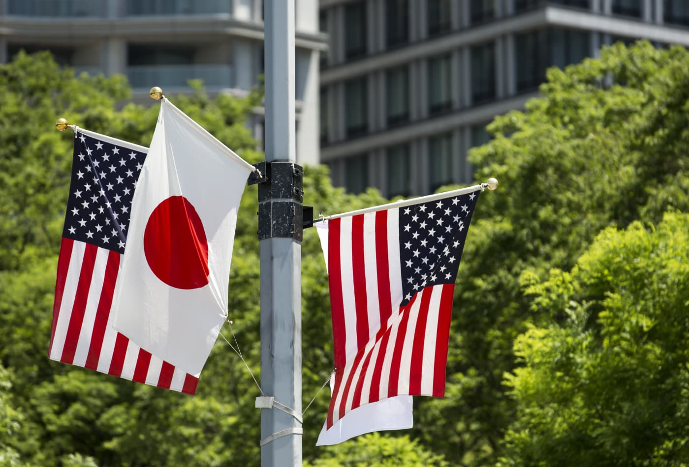 Biden seeks closer ties with Japan as the U.S. prepares to challenge China