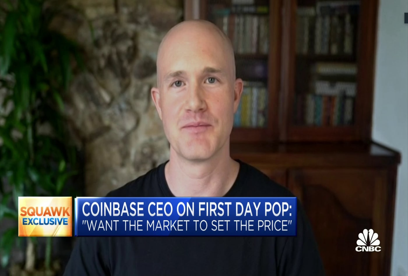 Coinbase CEO on the choice to go public through a direct listing