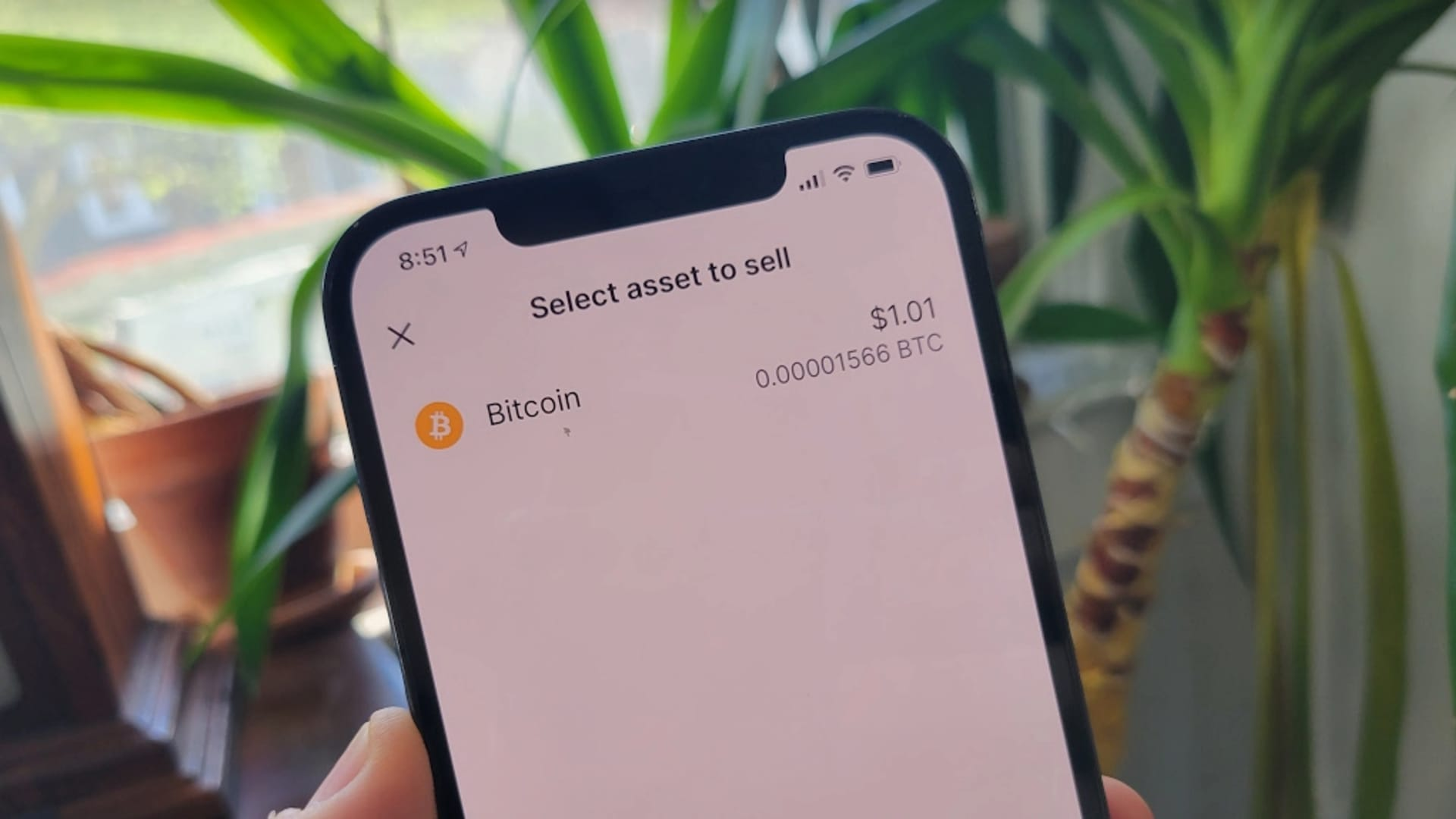 How to sell bitcoin with Coinbase